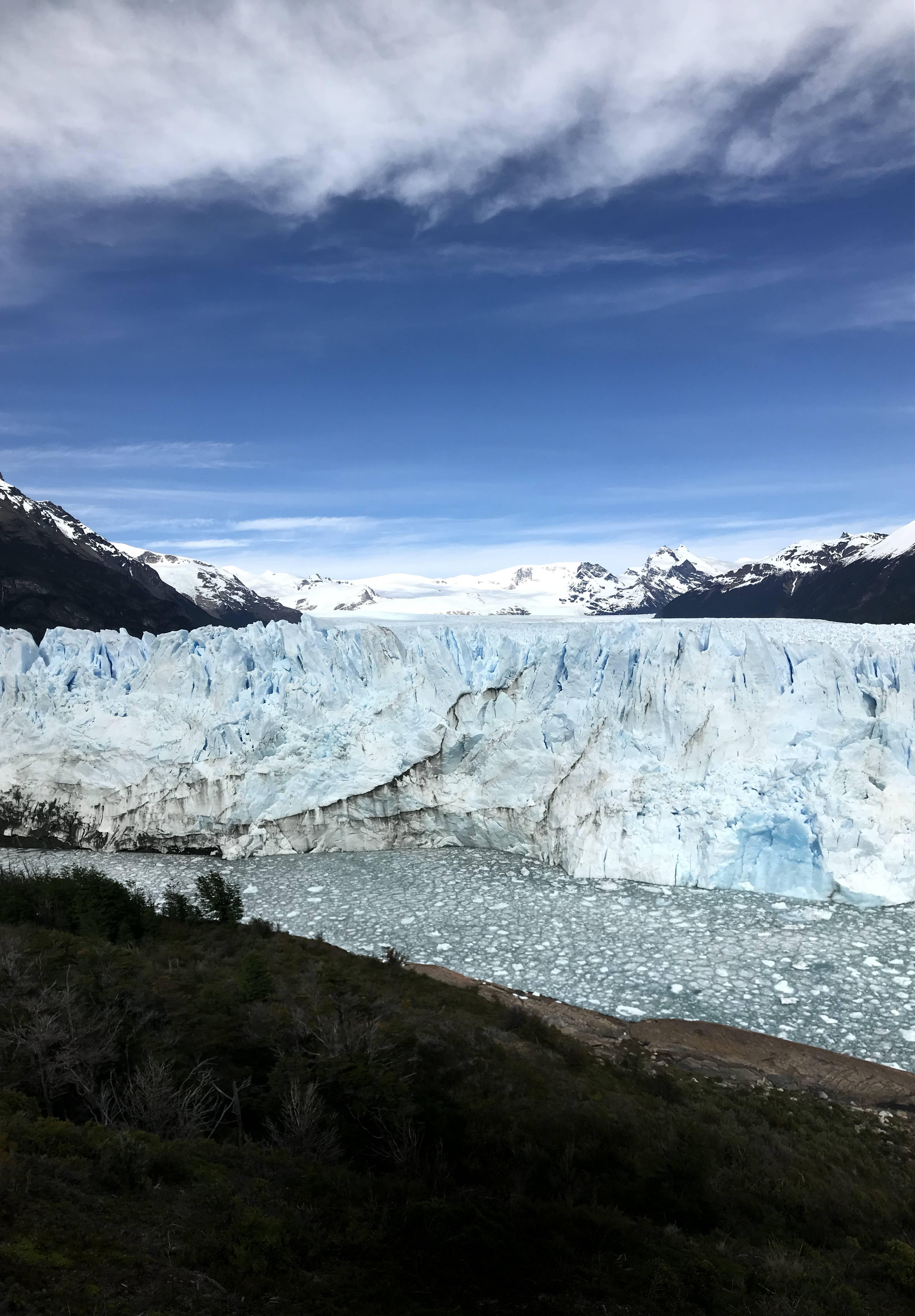 Photo 1: Perito Moreno, El calafate
