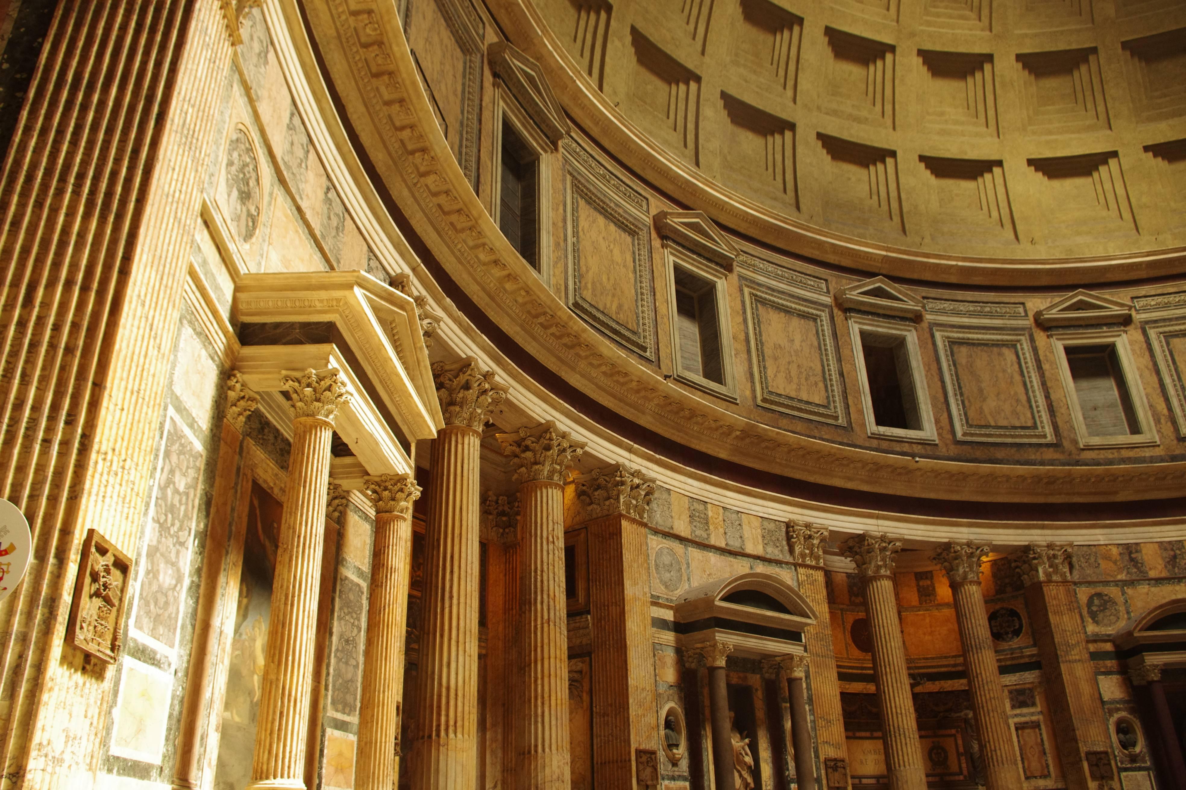 Photo 1: Le Pantheon