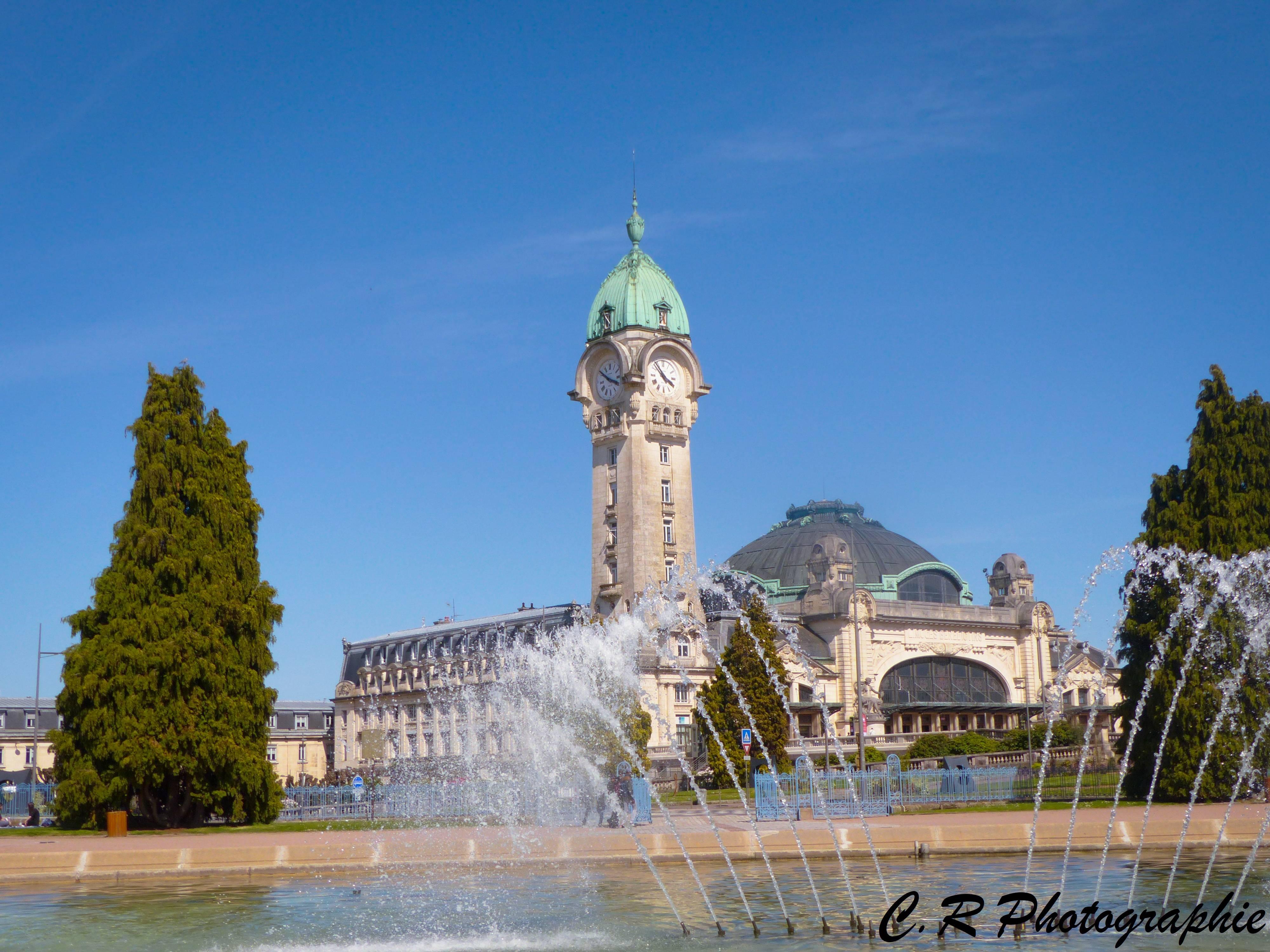 Photo 1: Gare Limoges-Bénédictins, de toute beauté