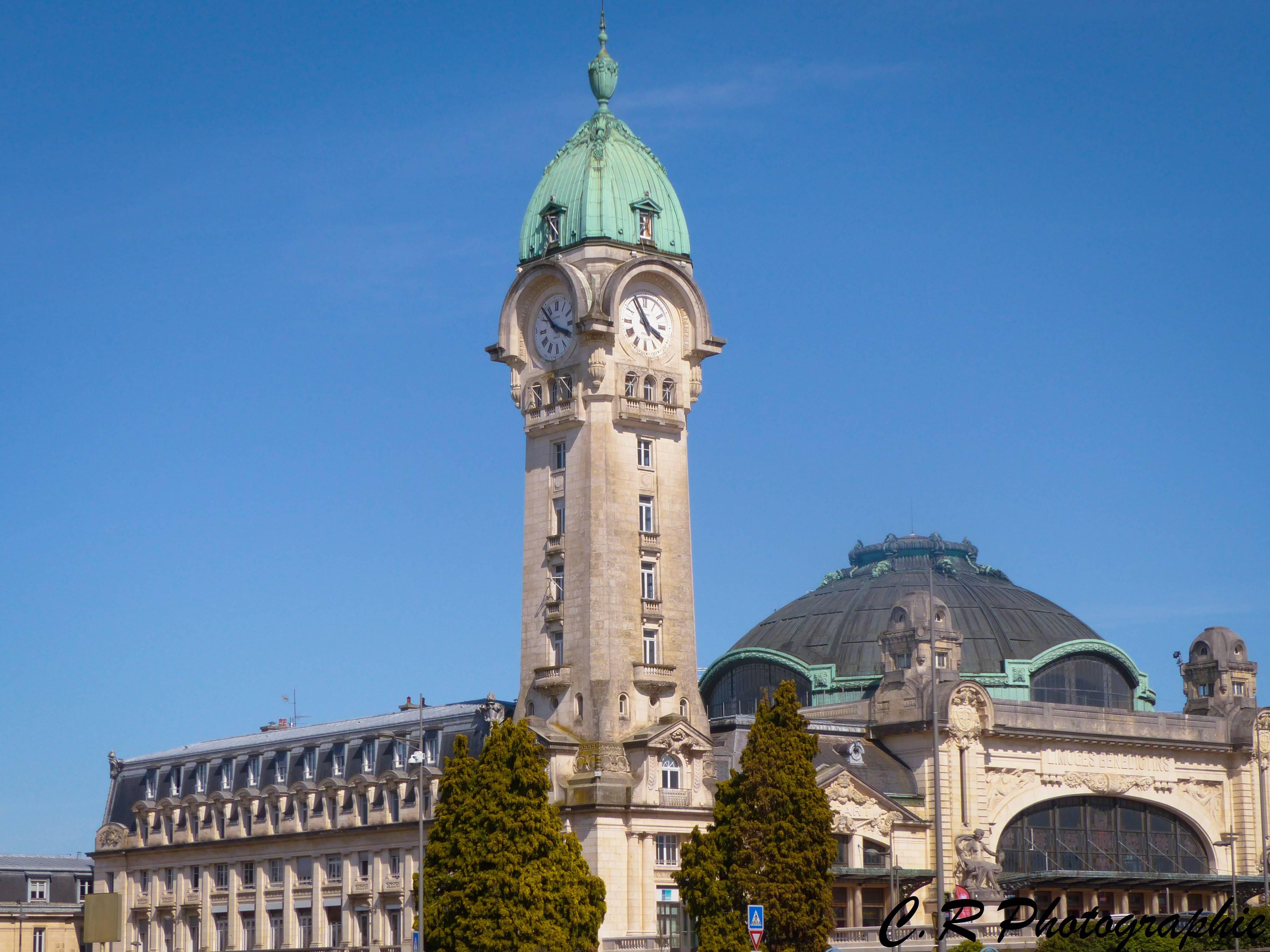 Photo 2: Gare Limoges-Bénédictins, de toute beauté