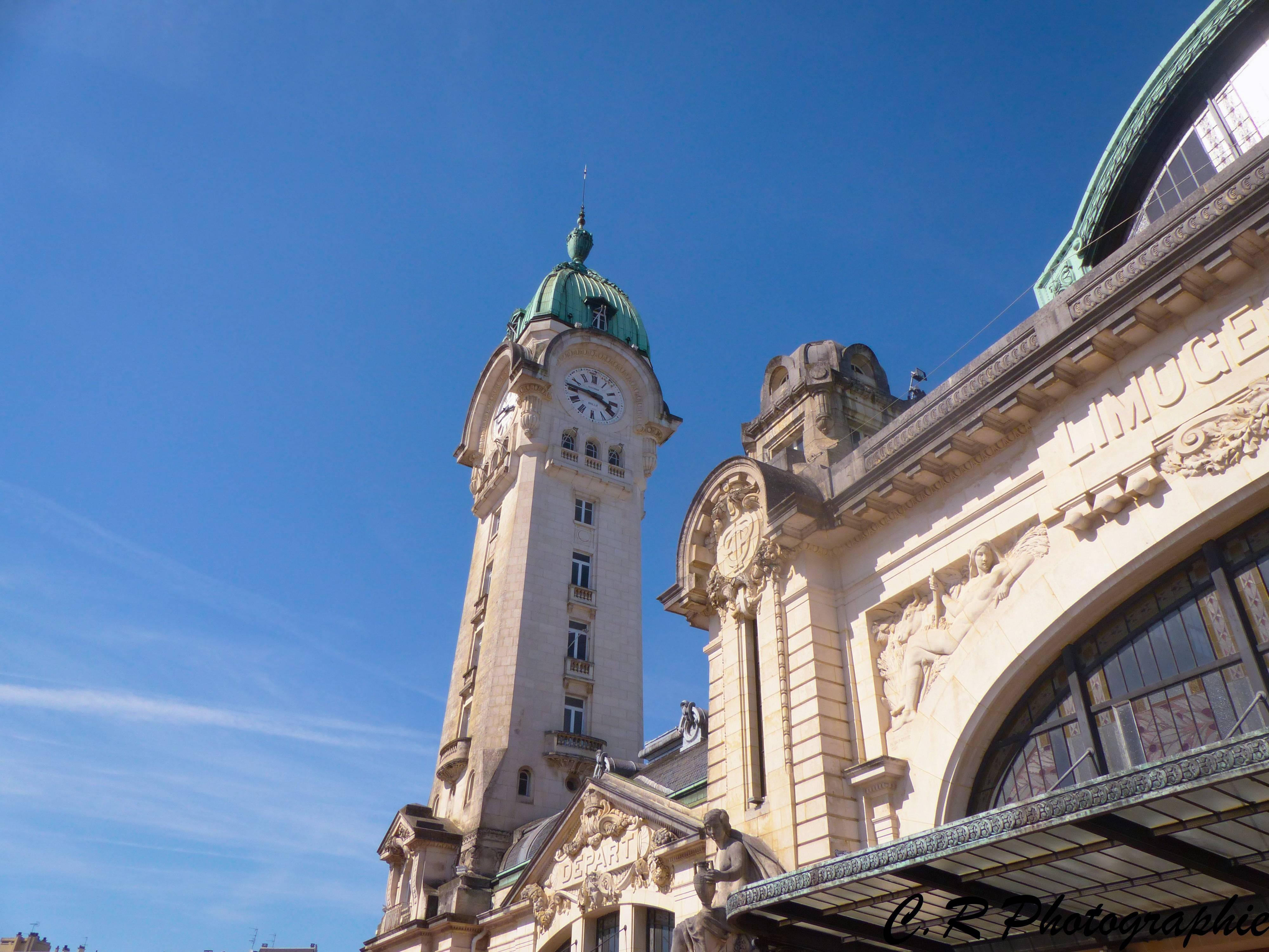 Photo 3: Gare Limoges-Bénédictins, de toute beauté