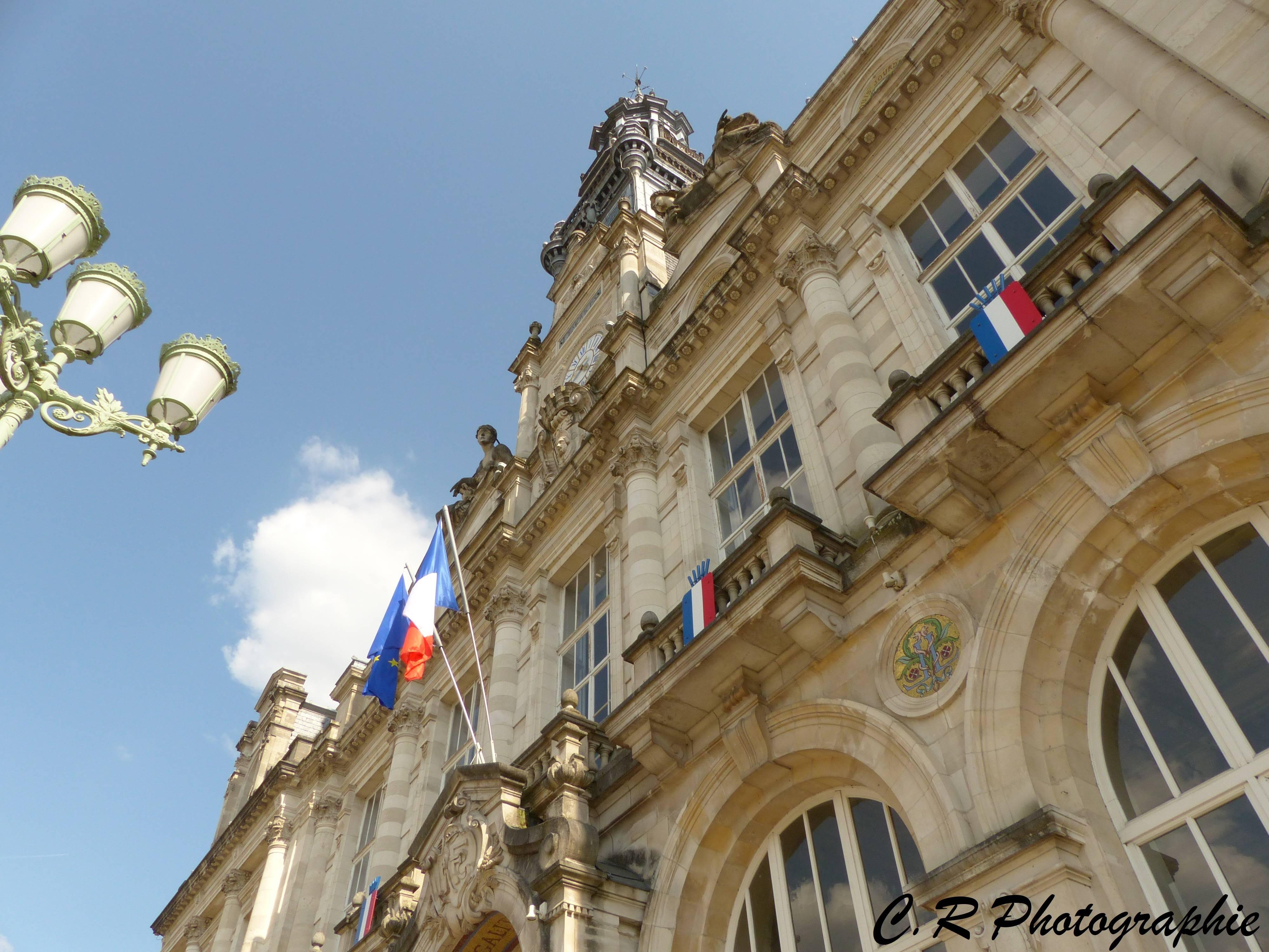 Photo 1: La Mairie de Limoges, tout un art