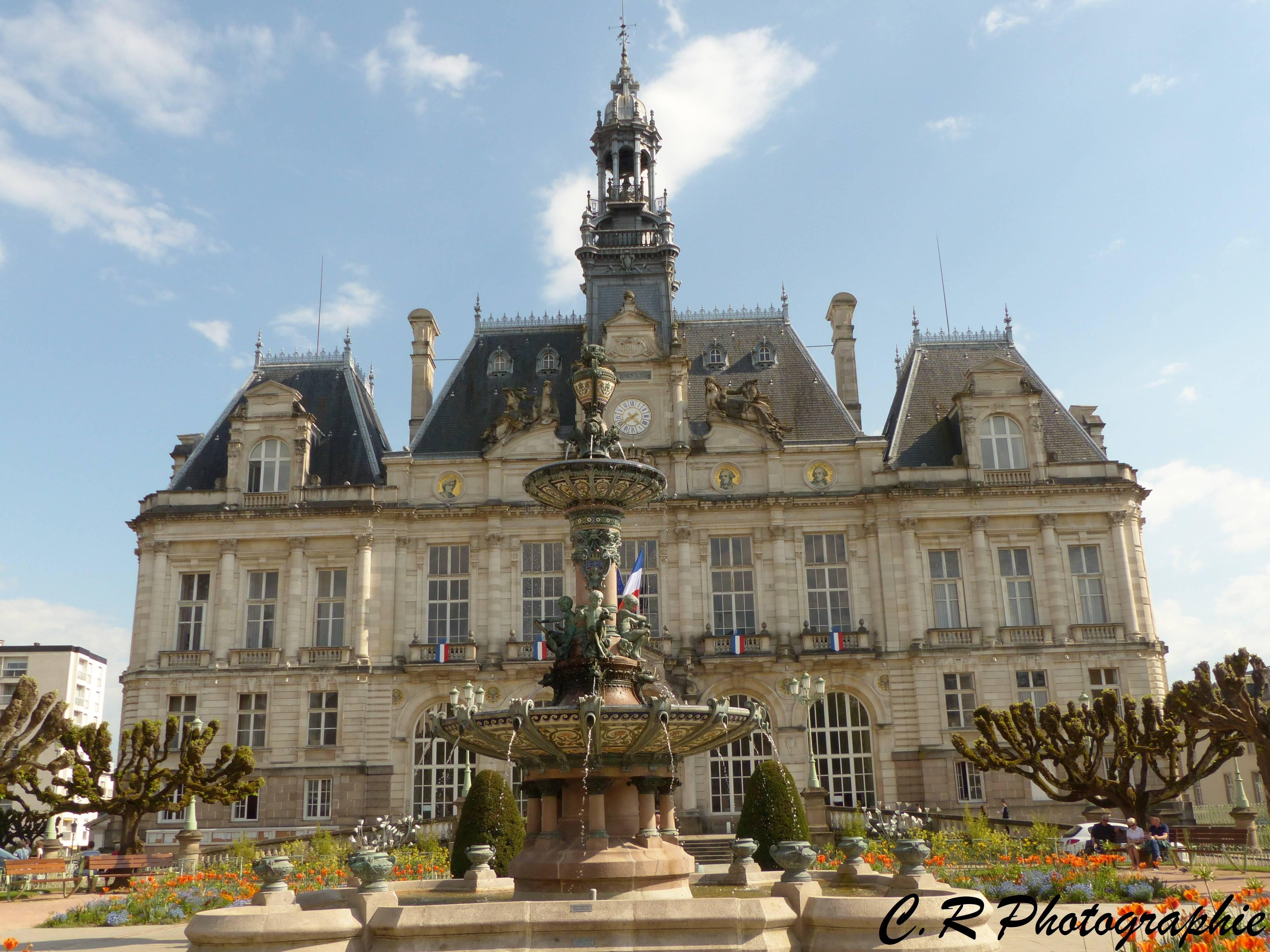 Photo 2: La Mairie de Limoges, tout un art