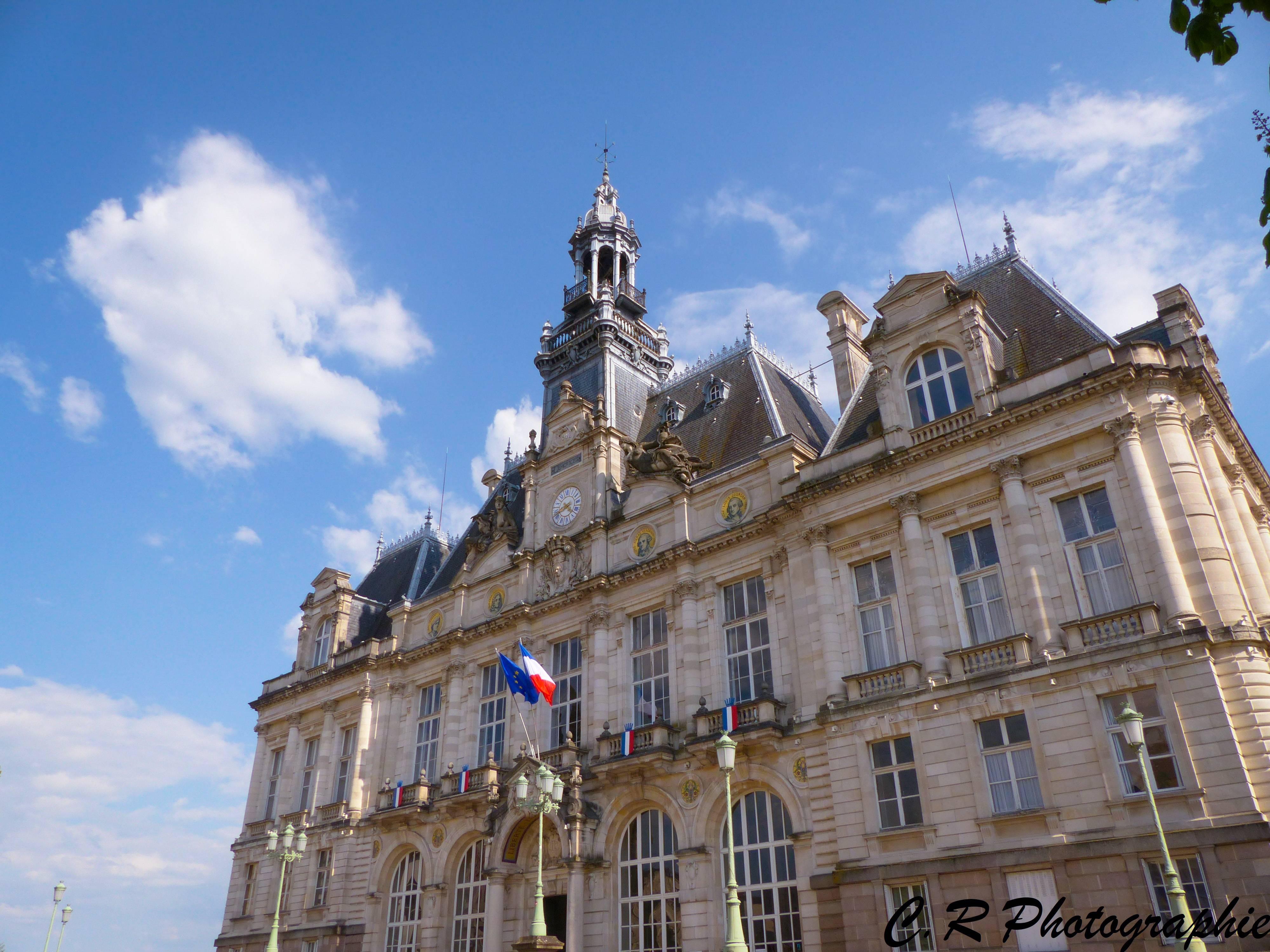 Photo 3: La Mairie de Limoges, tout un art
