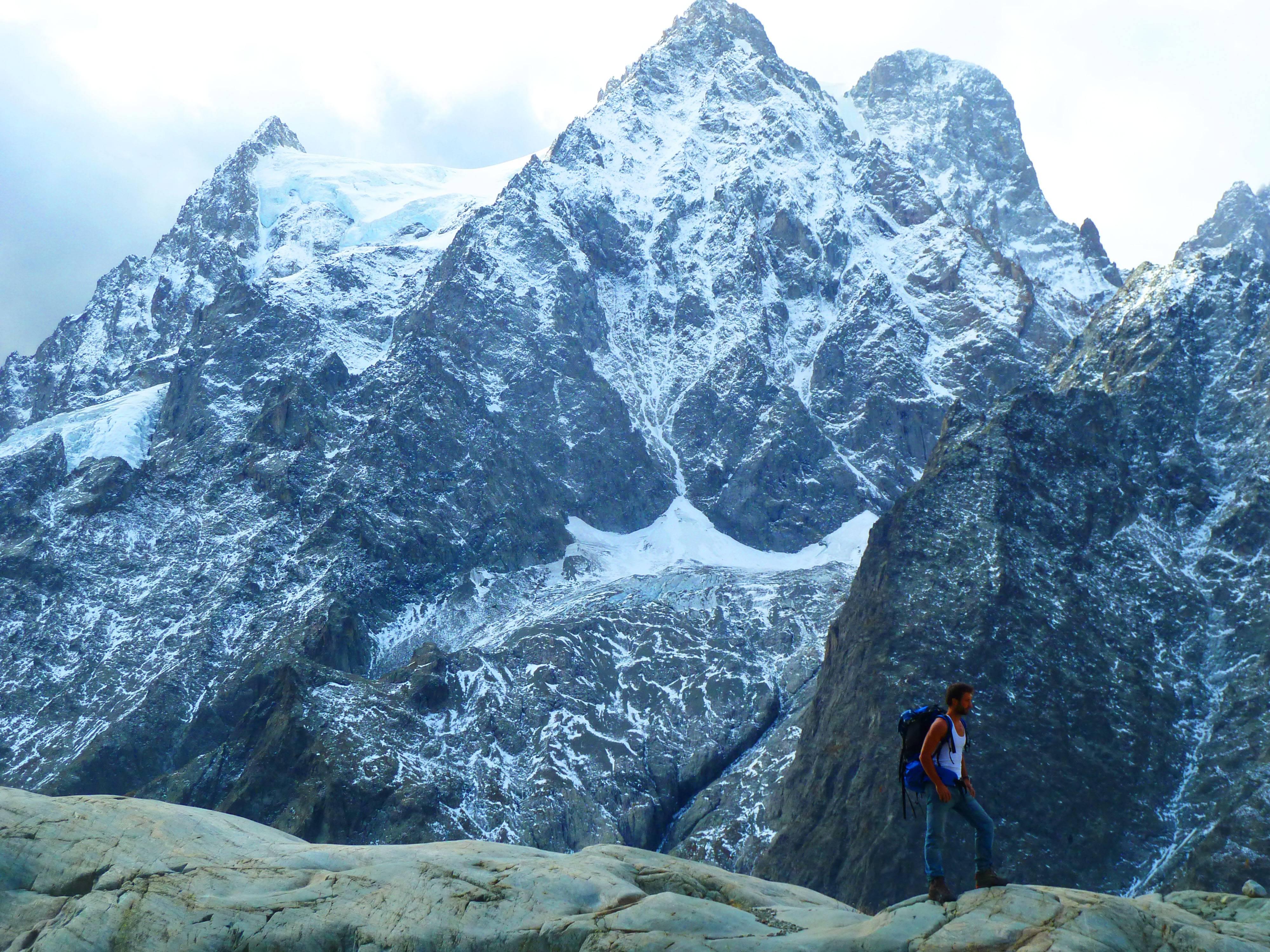Photo 3: Le refuge du Glacier Blanc