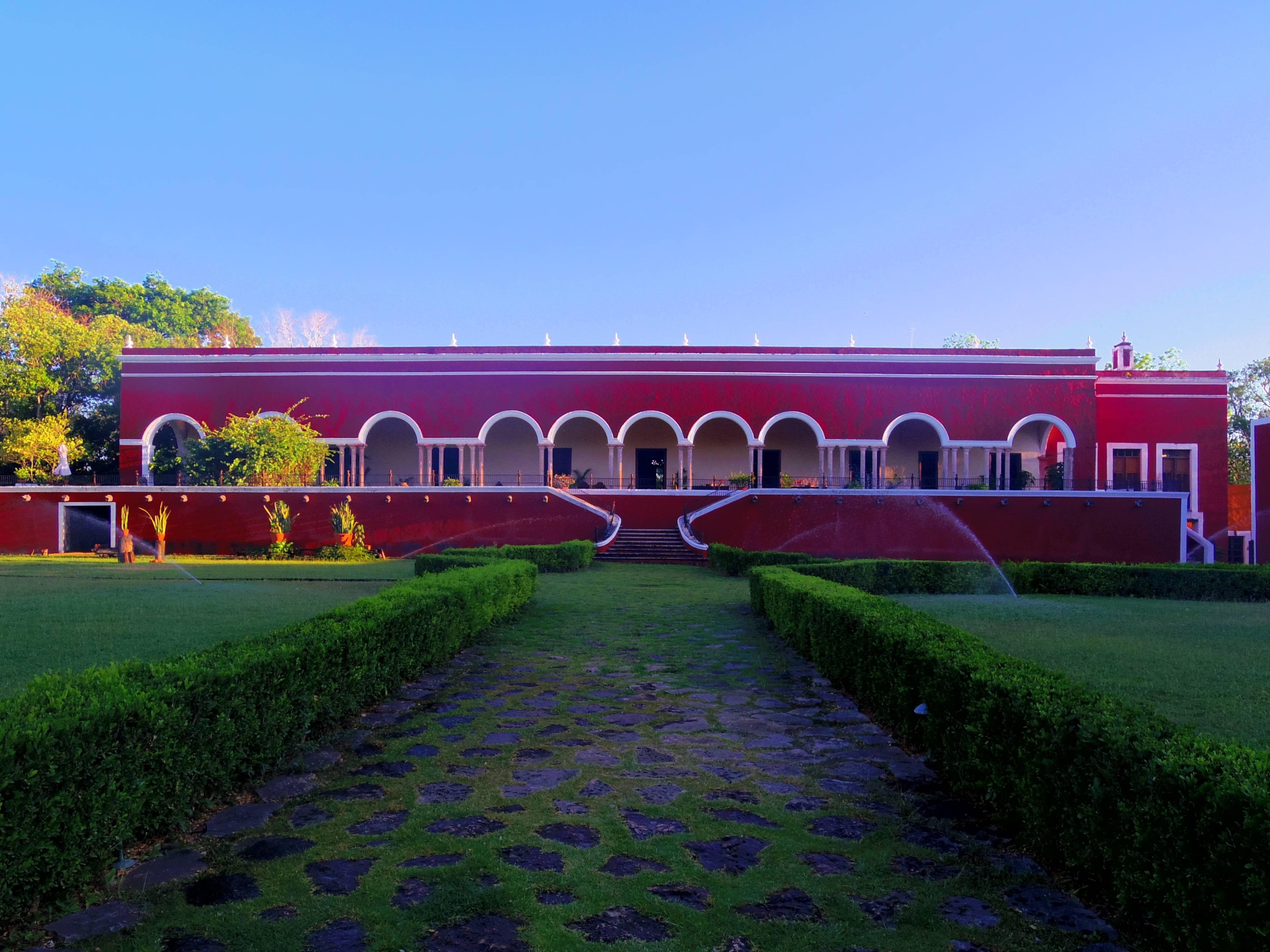 Photo 1: Hacienda Temozon, un petit coin de paradis