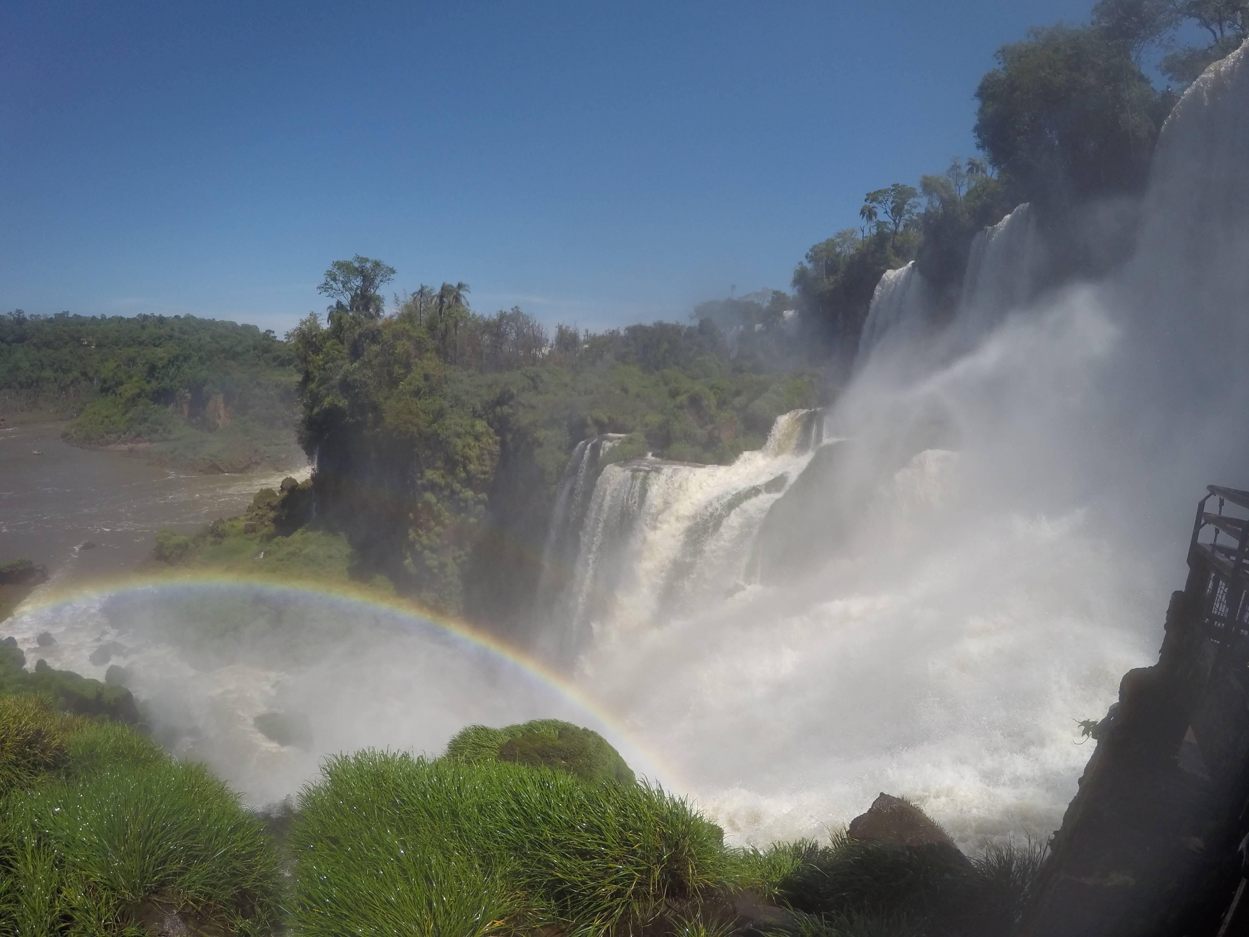 Photo 2: Les chutes d'Iguaçu en Argentine