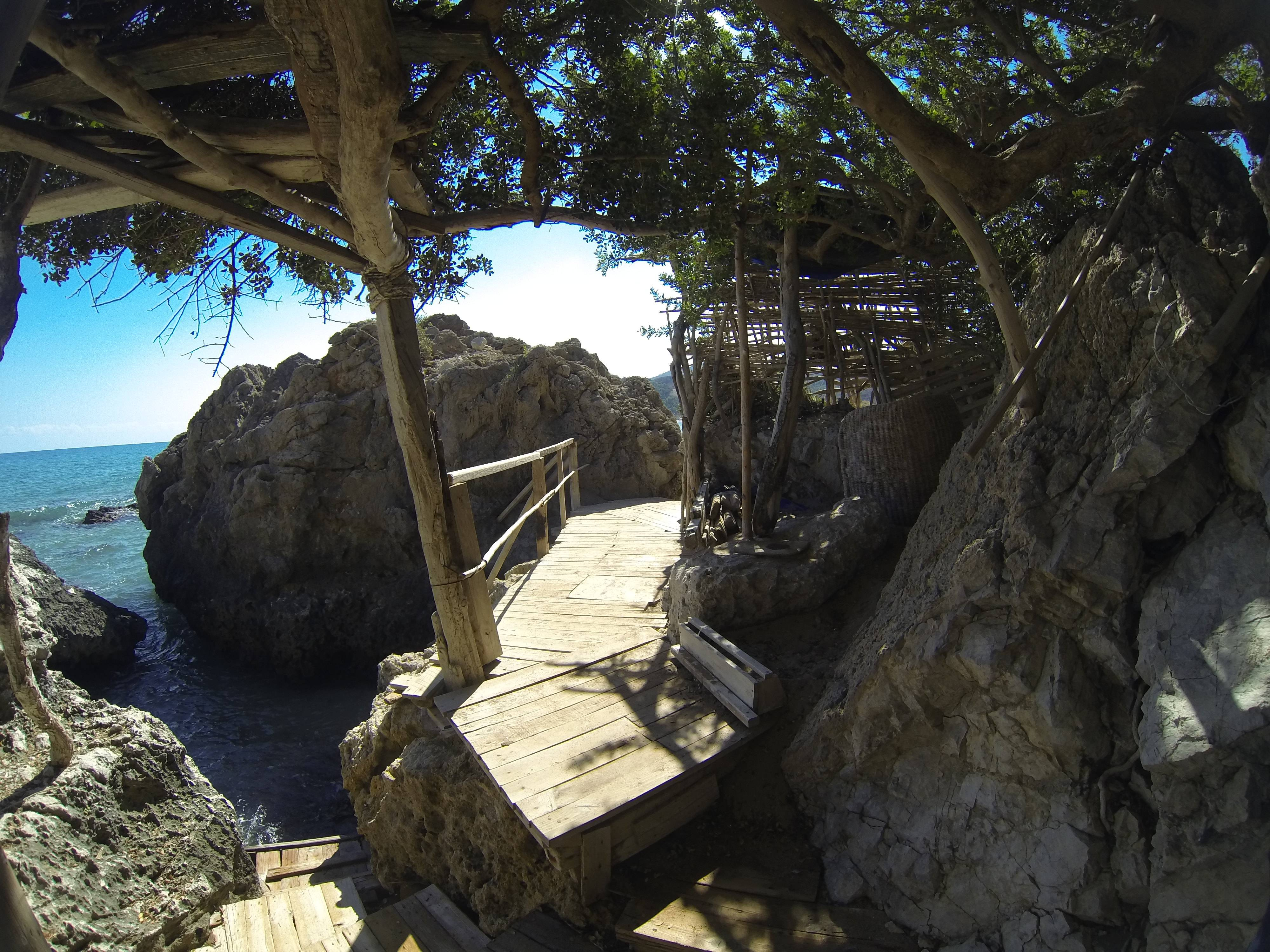Photo 2: Tsambika Beach : Secret Spot