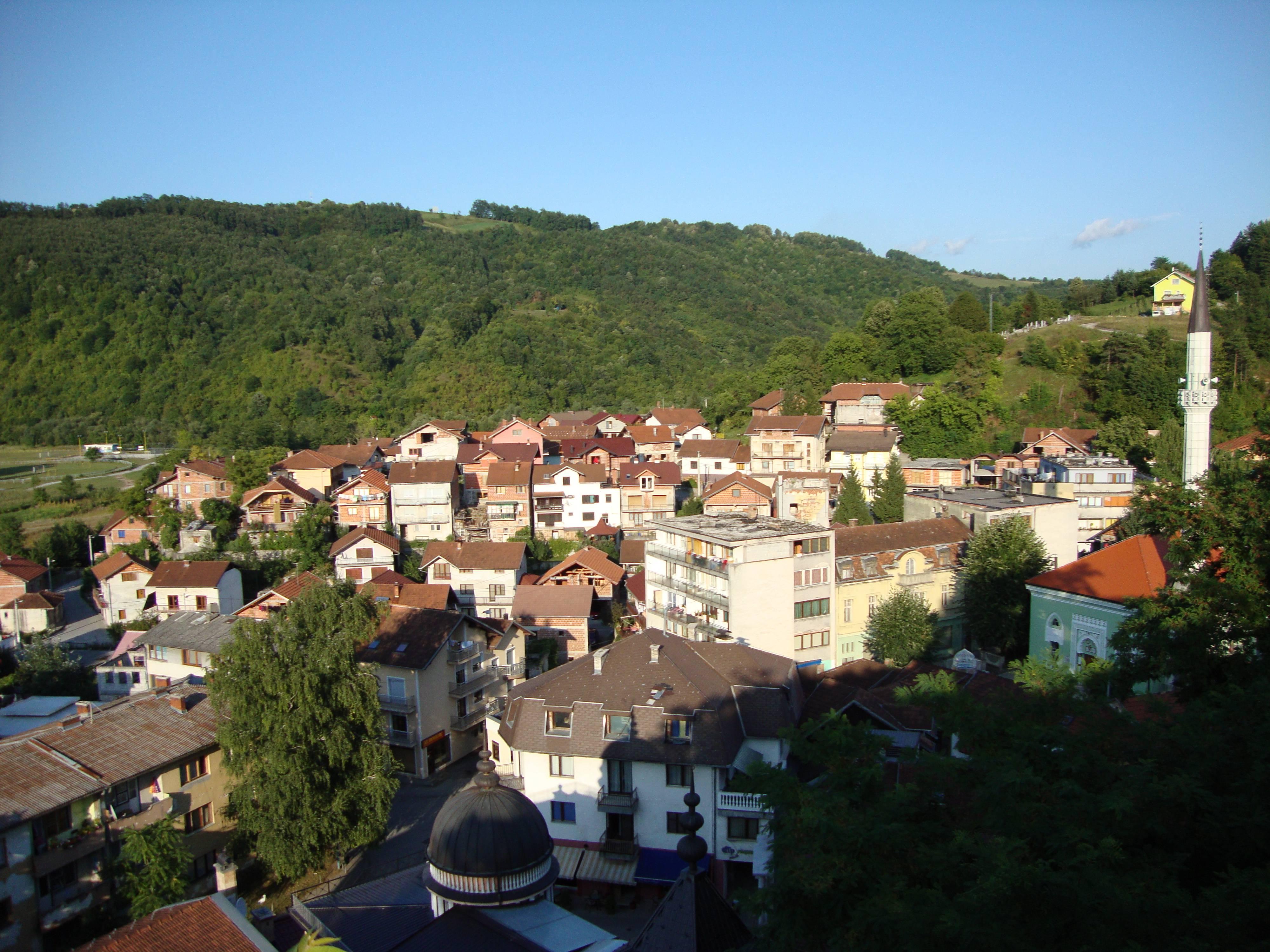 Photo 1: La Bosnie Herzégovine