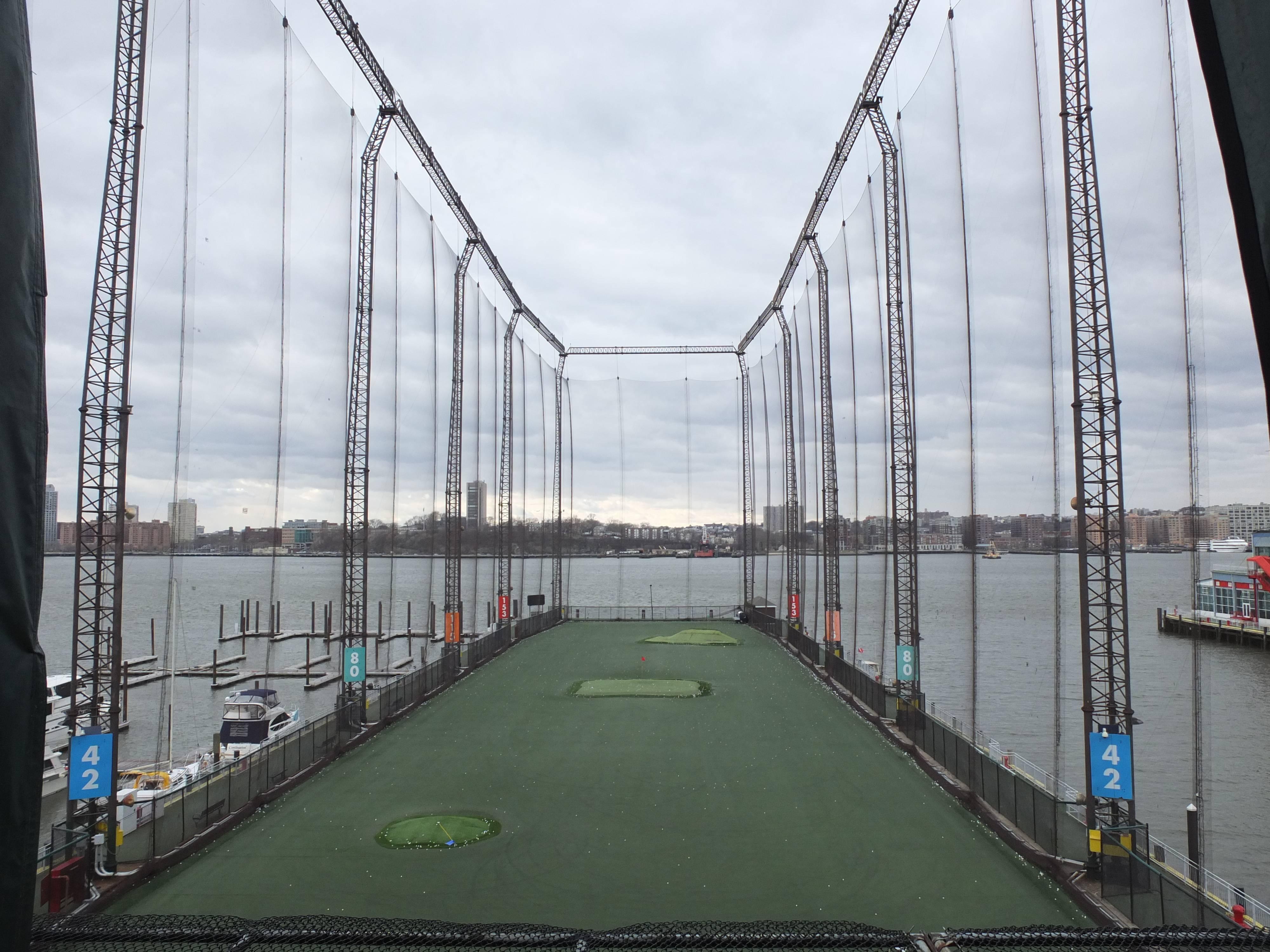 Photo 1: Faire un practice à New York, face à l'Hudson River