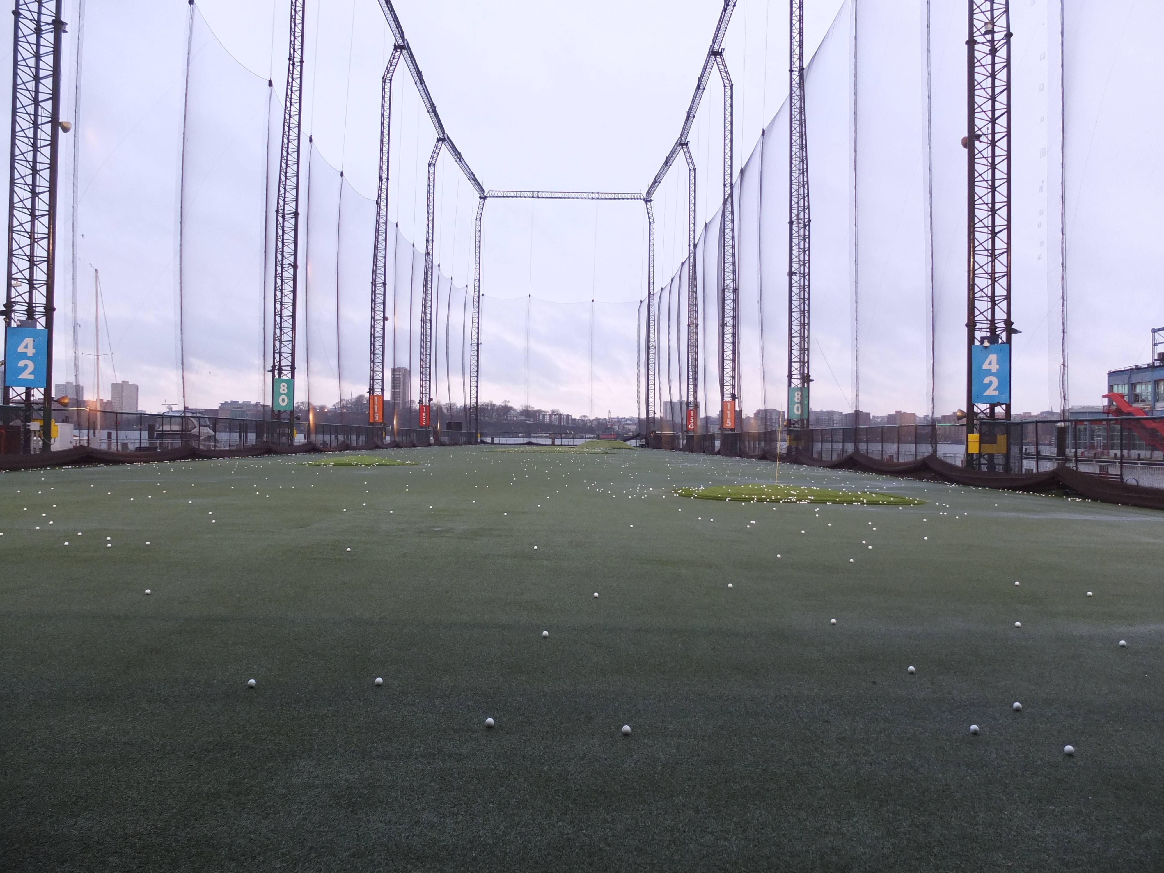 Photo 2: Faire un practice à New York, face à l'Hudson River