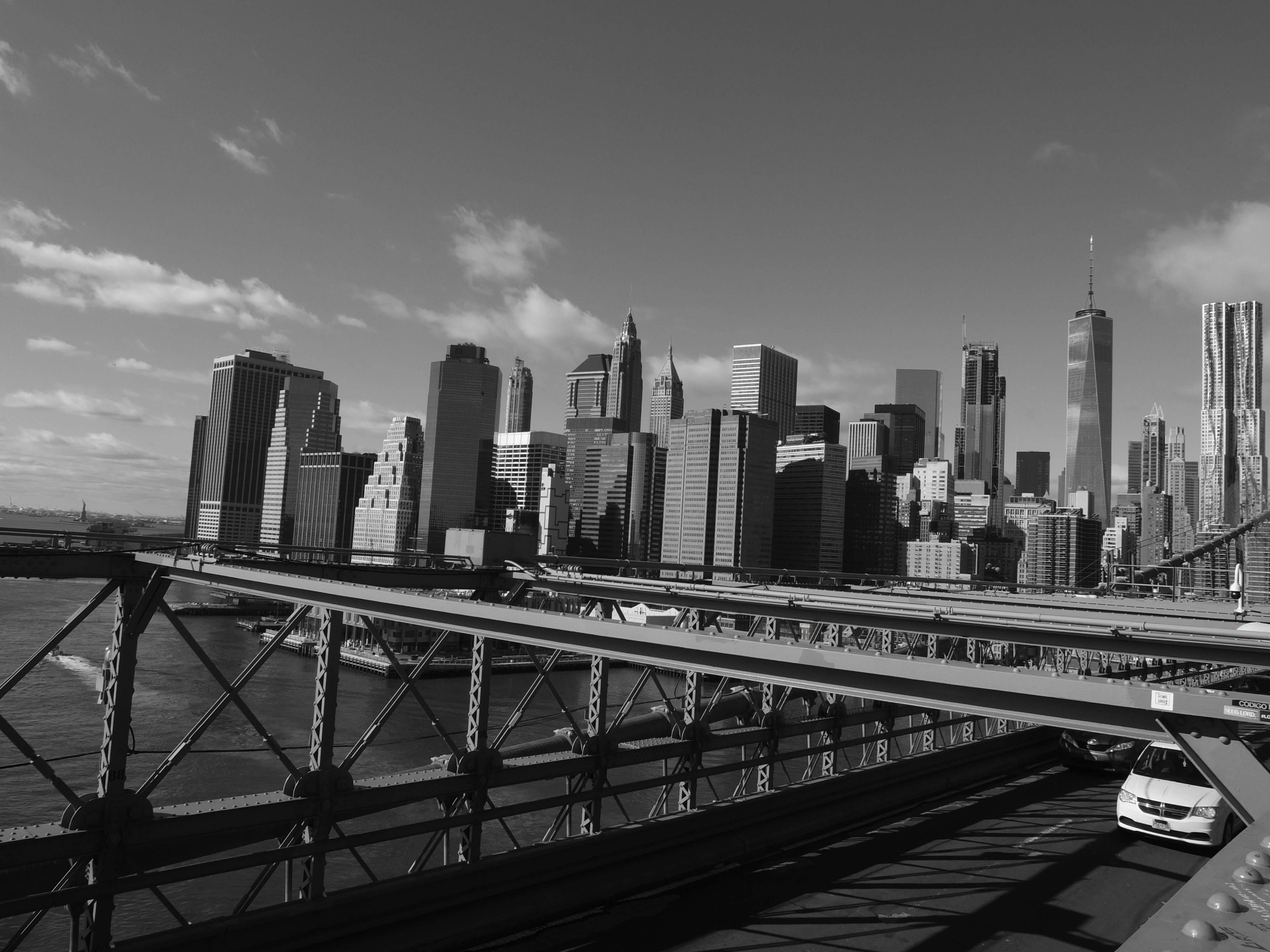 Photo 1: La traversée de Brooklyn Bridge, un classique qui en vaut le coup !