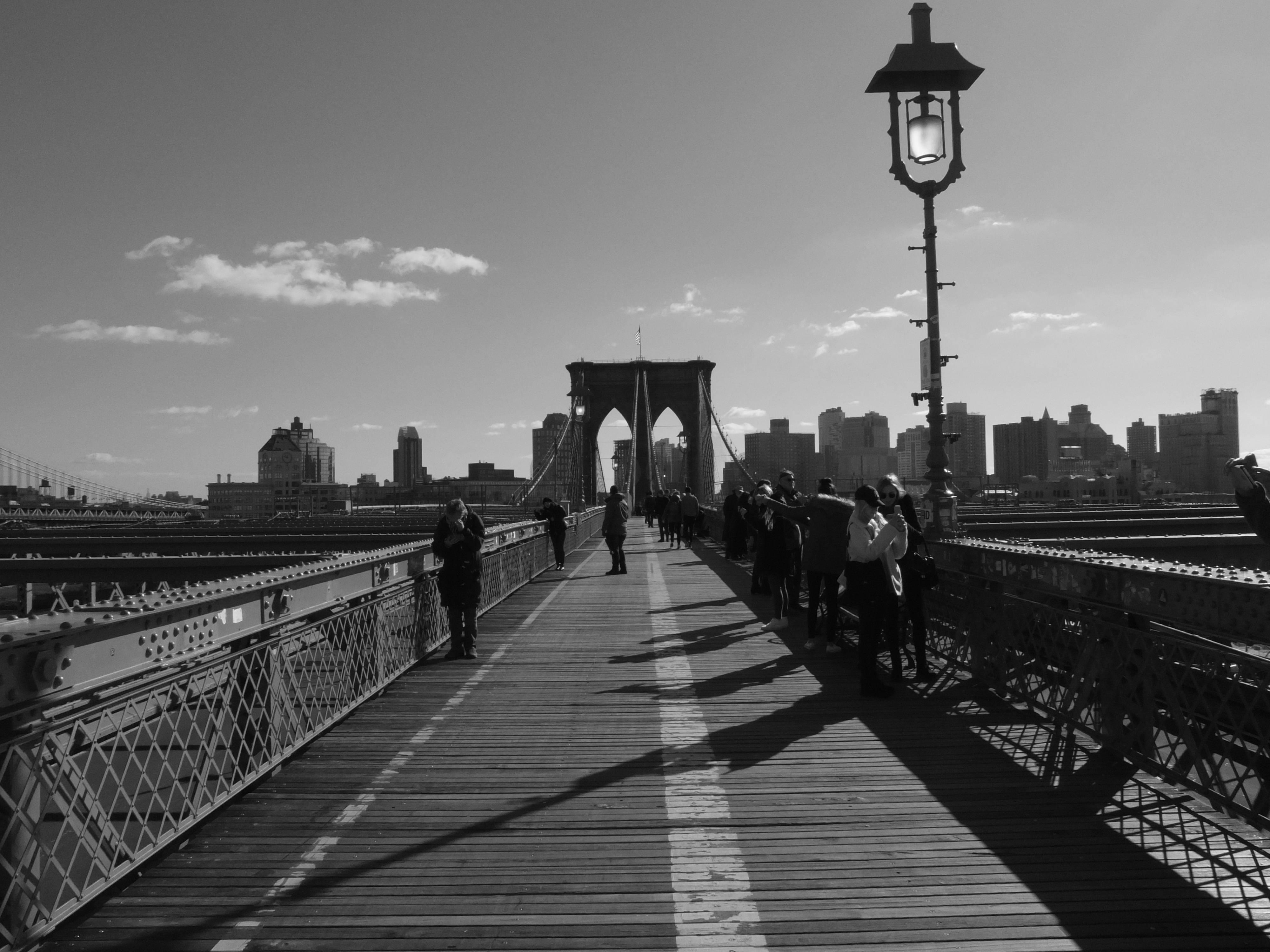 Photo 2: La traversée de Brooklyn Bridge, un classique qui en vaut le coup !