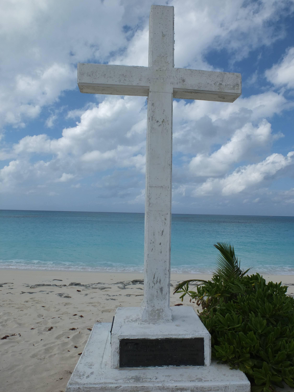 Photo 1: Marcher sur les traces de Christophe Colomb sur l'île de San Salvador