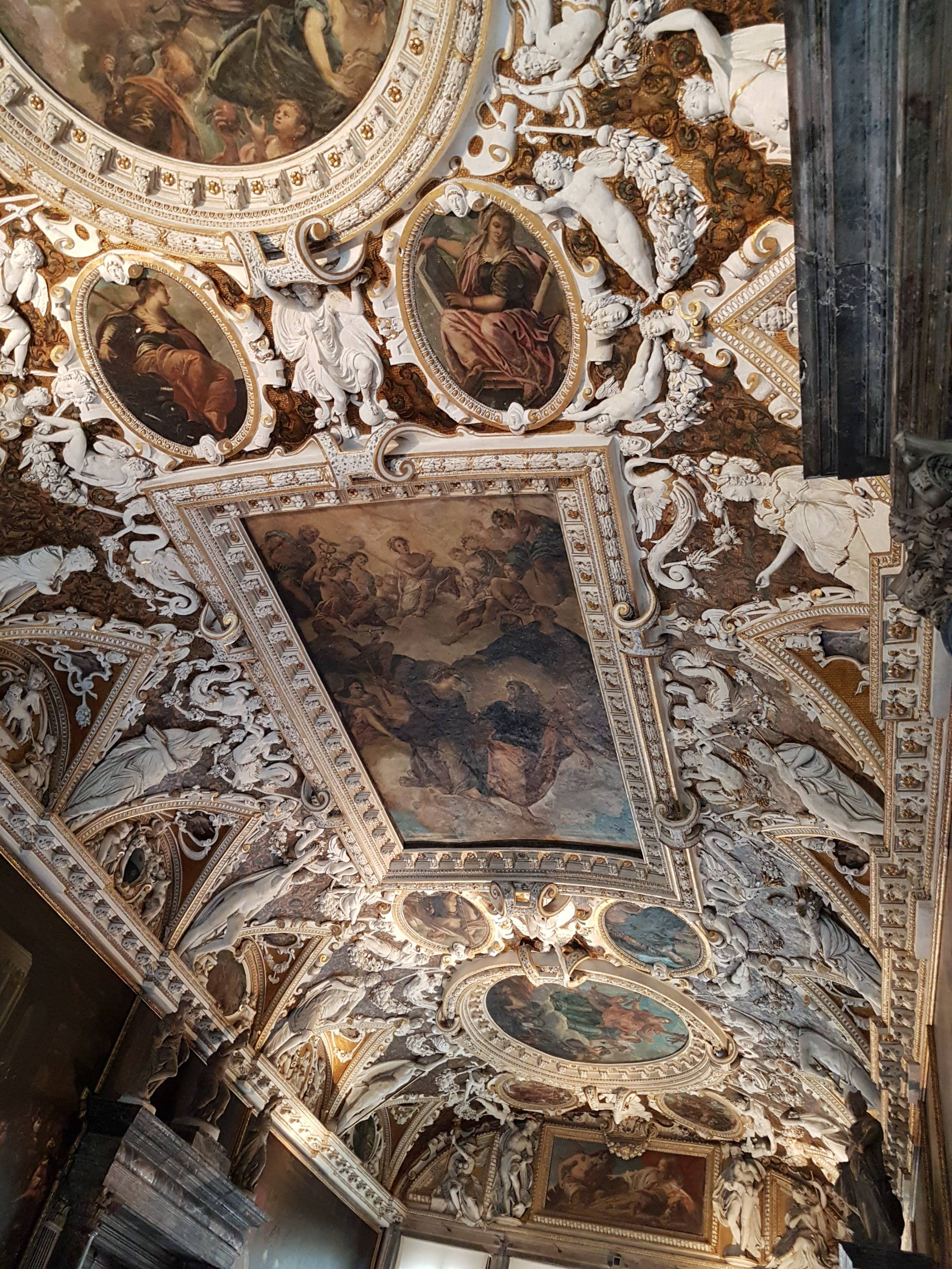 Photo 3: Le palais des doges, somptueux!