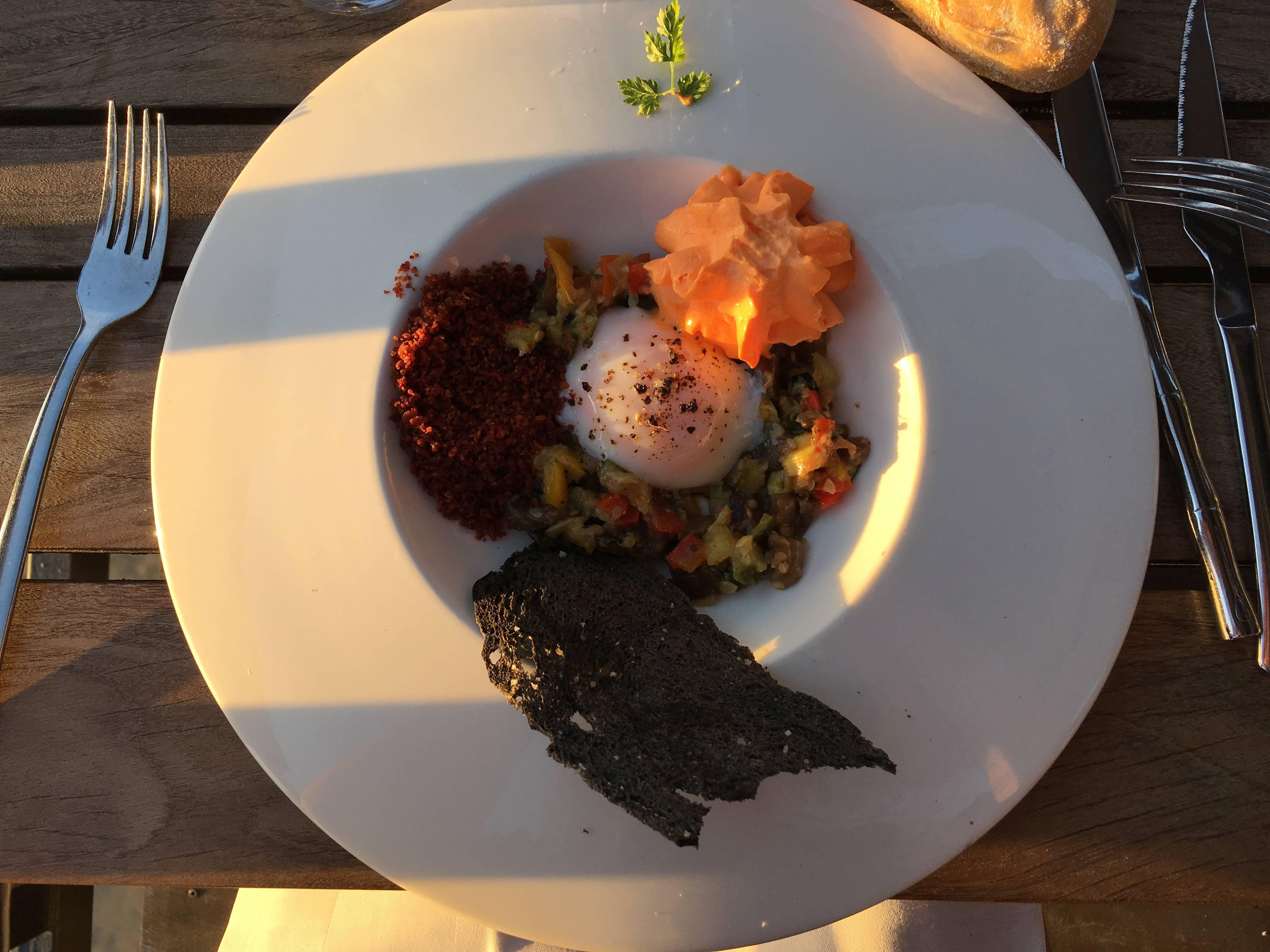 Photo 2: Restaurant la maison du fleuve