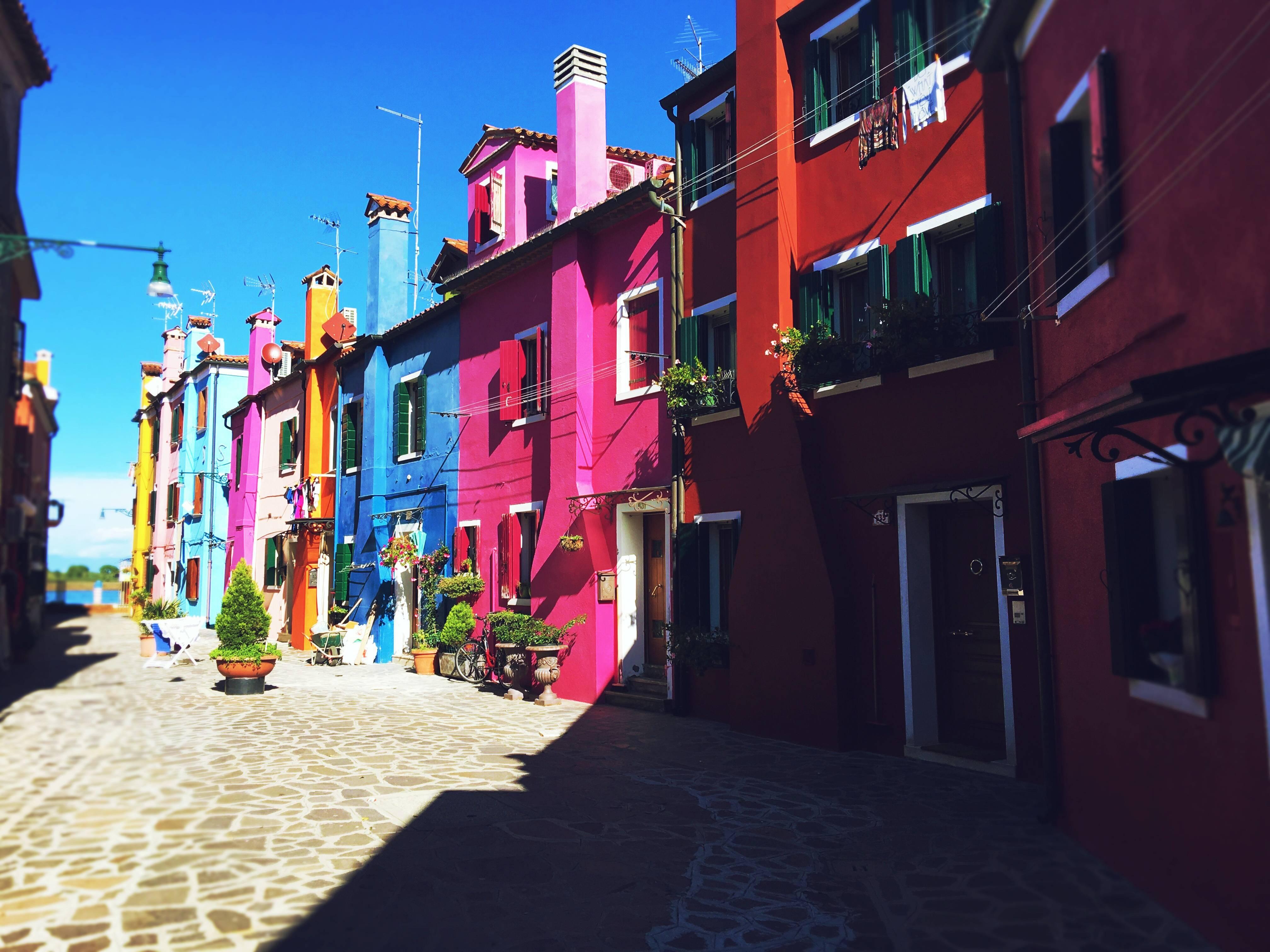 Photo 2: Burano - Un endroit incroyablement joli