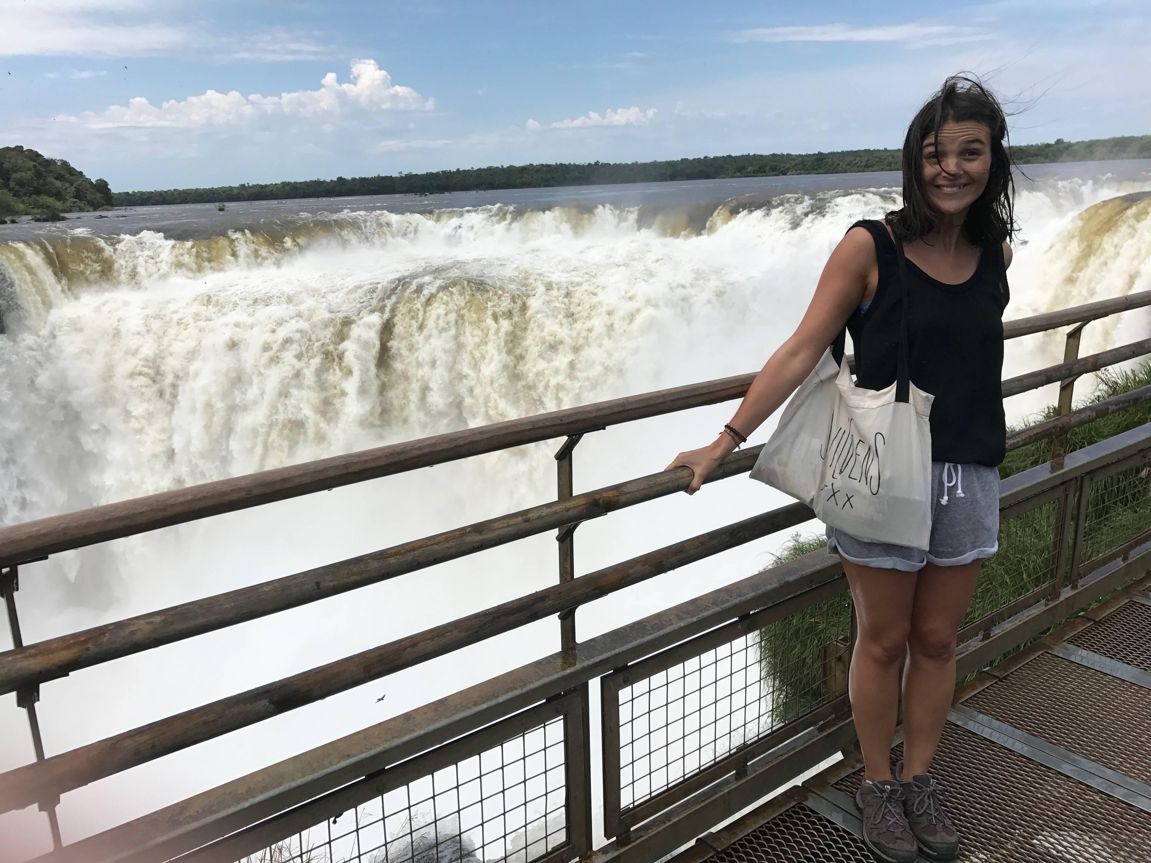 Photo 3: Les chutes d'Iguaçu en Argentine