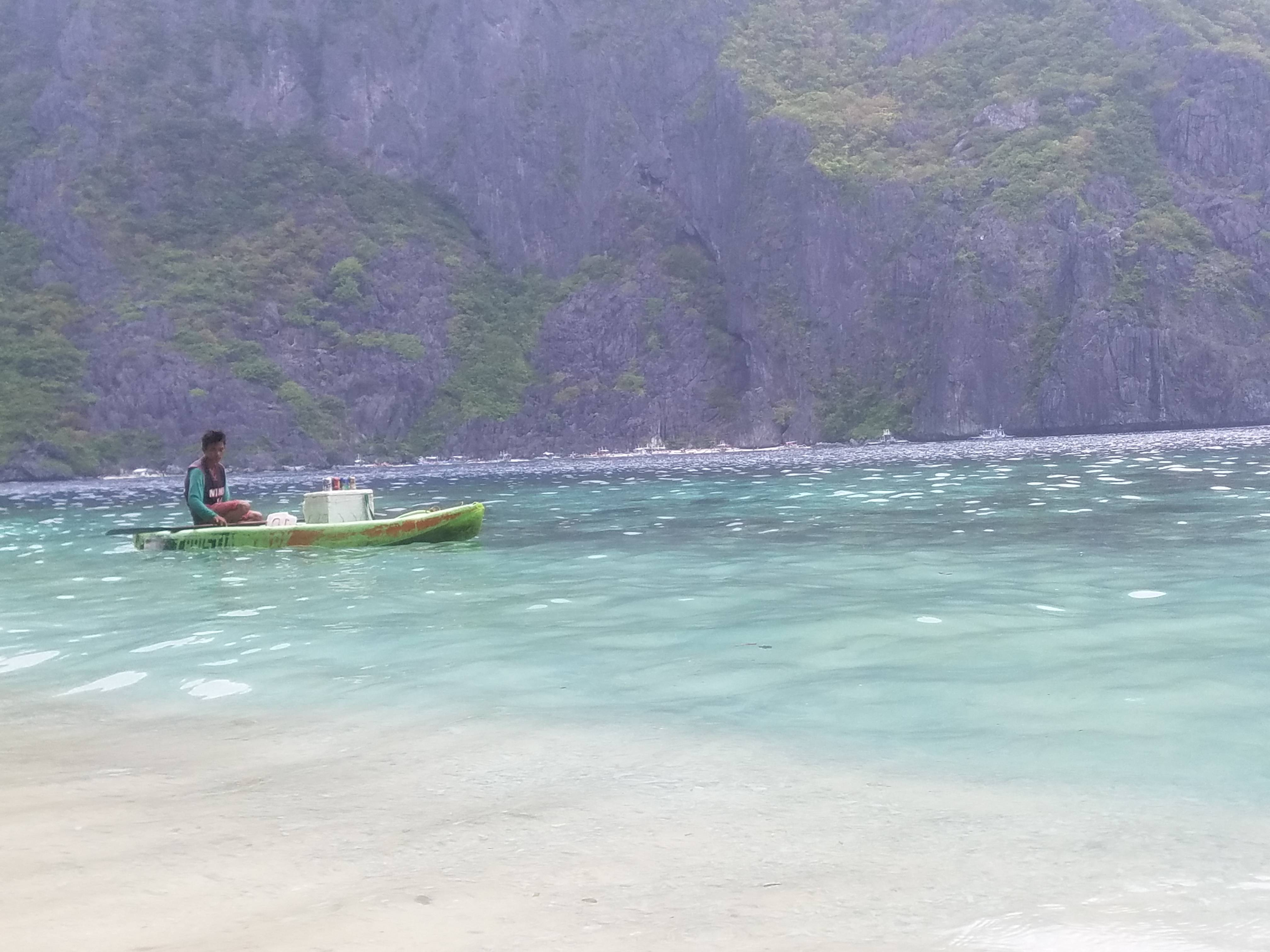 Photo 1: El nido, un pardis sur terre !