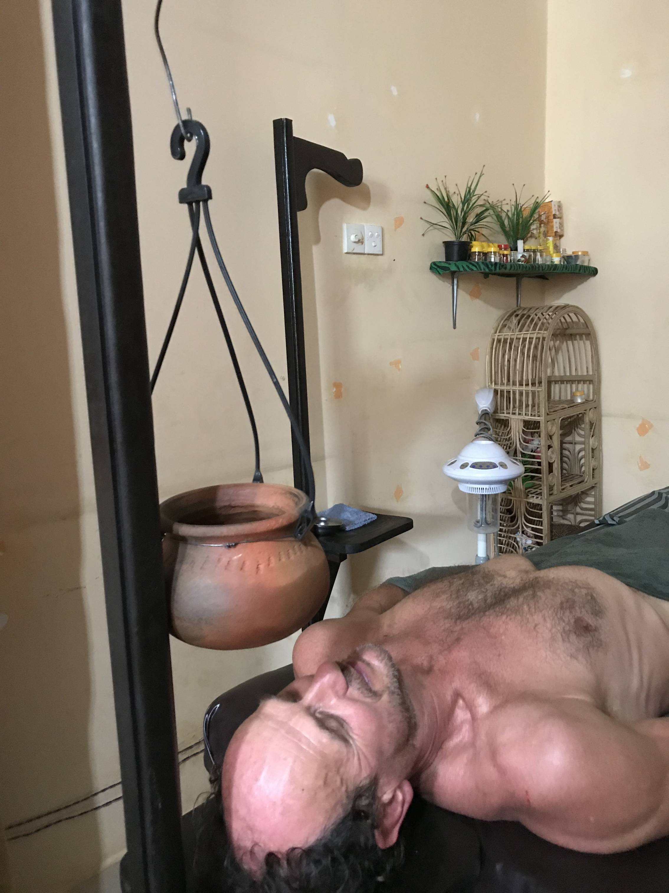 Photo 2: Hela Osu Suwapiyasa   massage ayurvedique