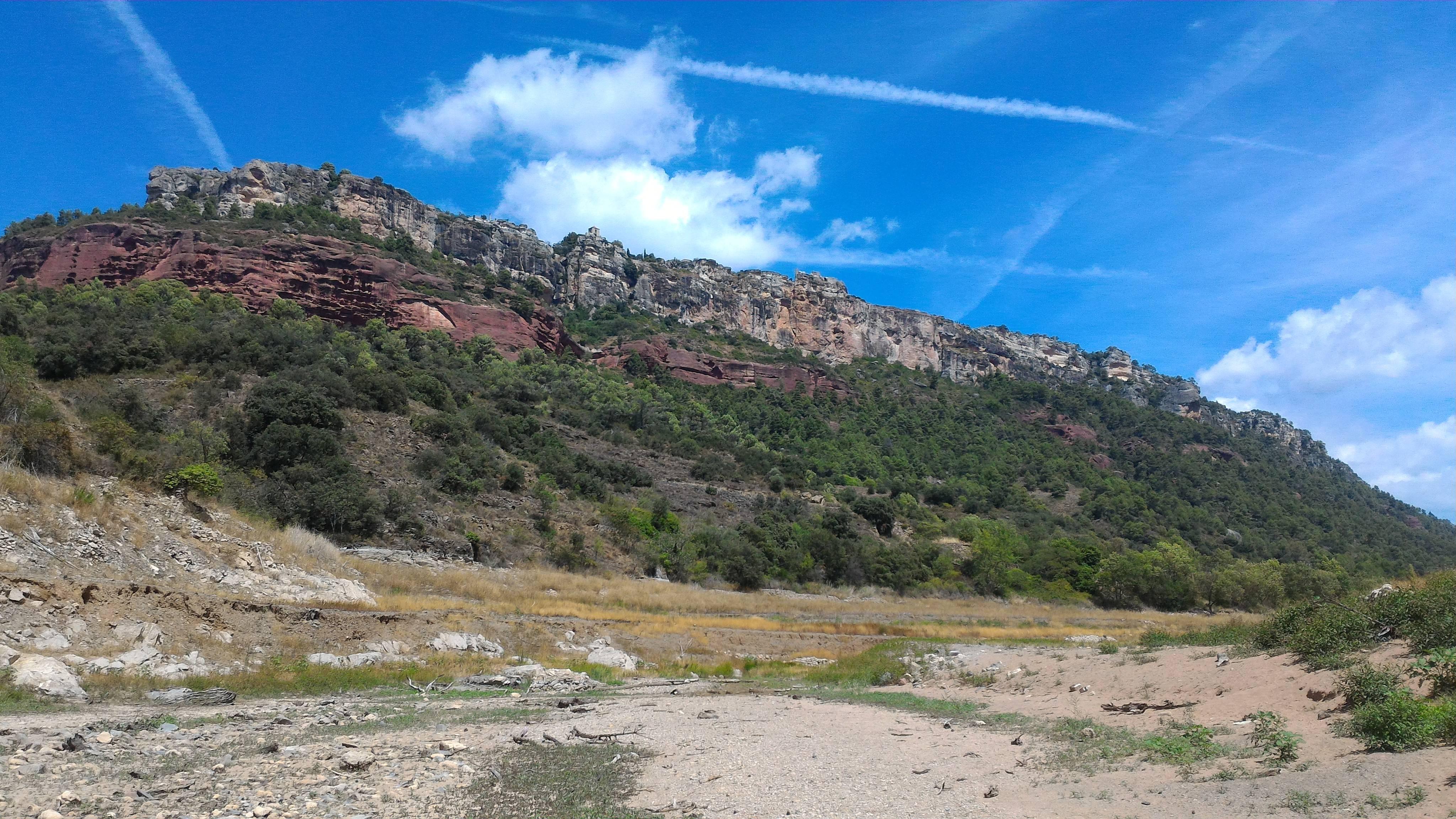 Photo 3: Le Barrage de la Siurana