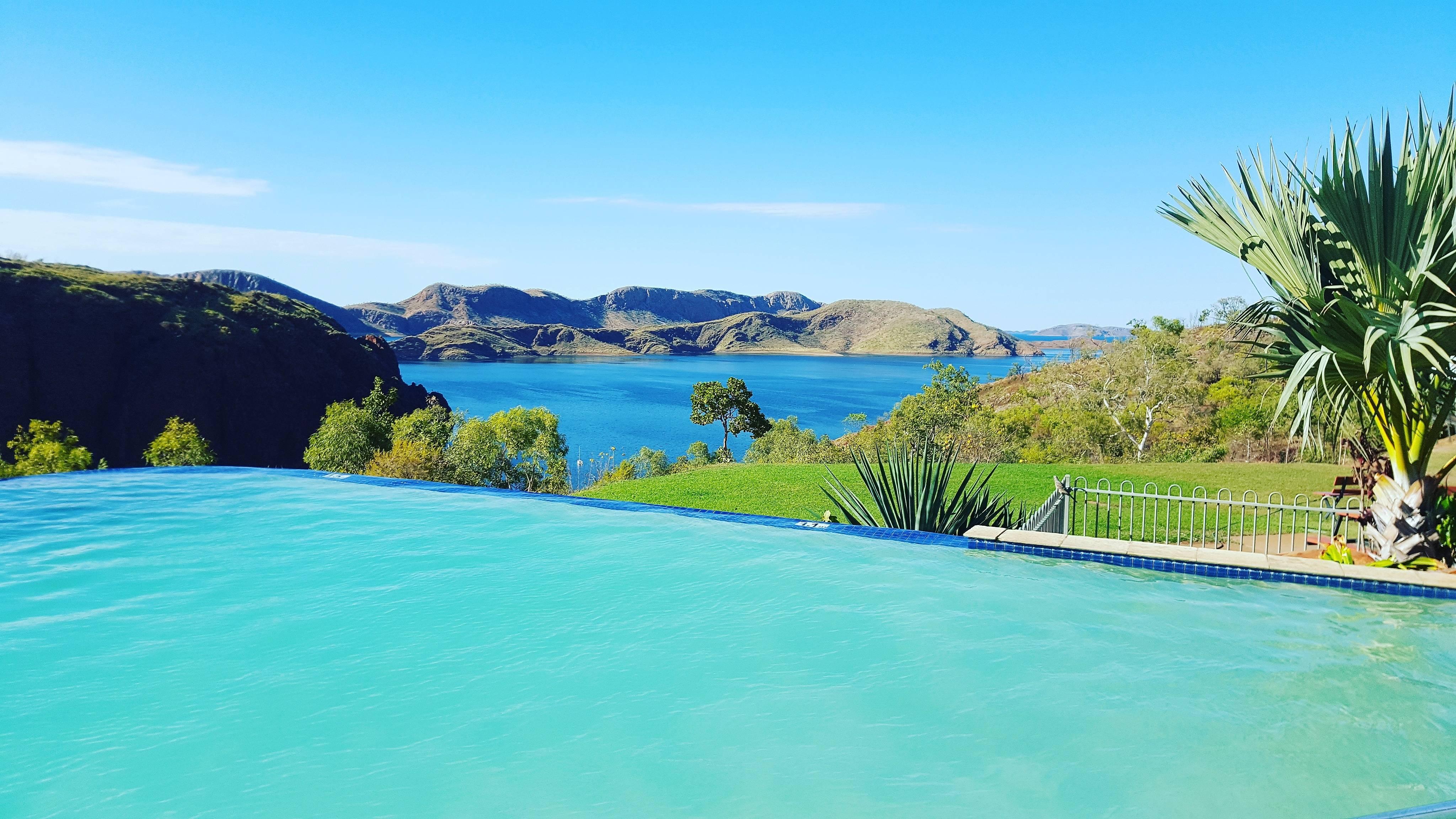 Photo 1: Argyle Lake, Australia.