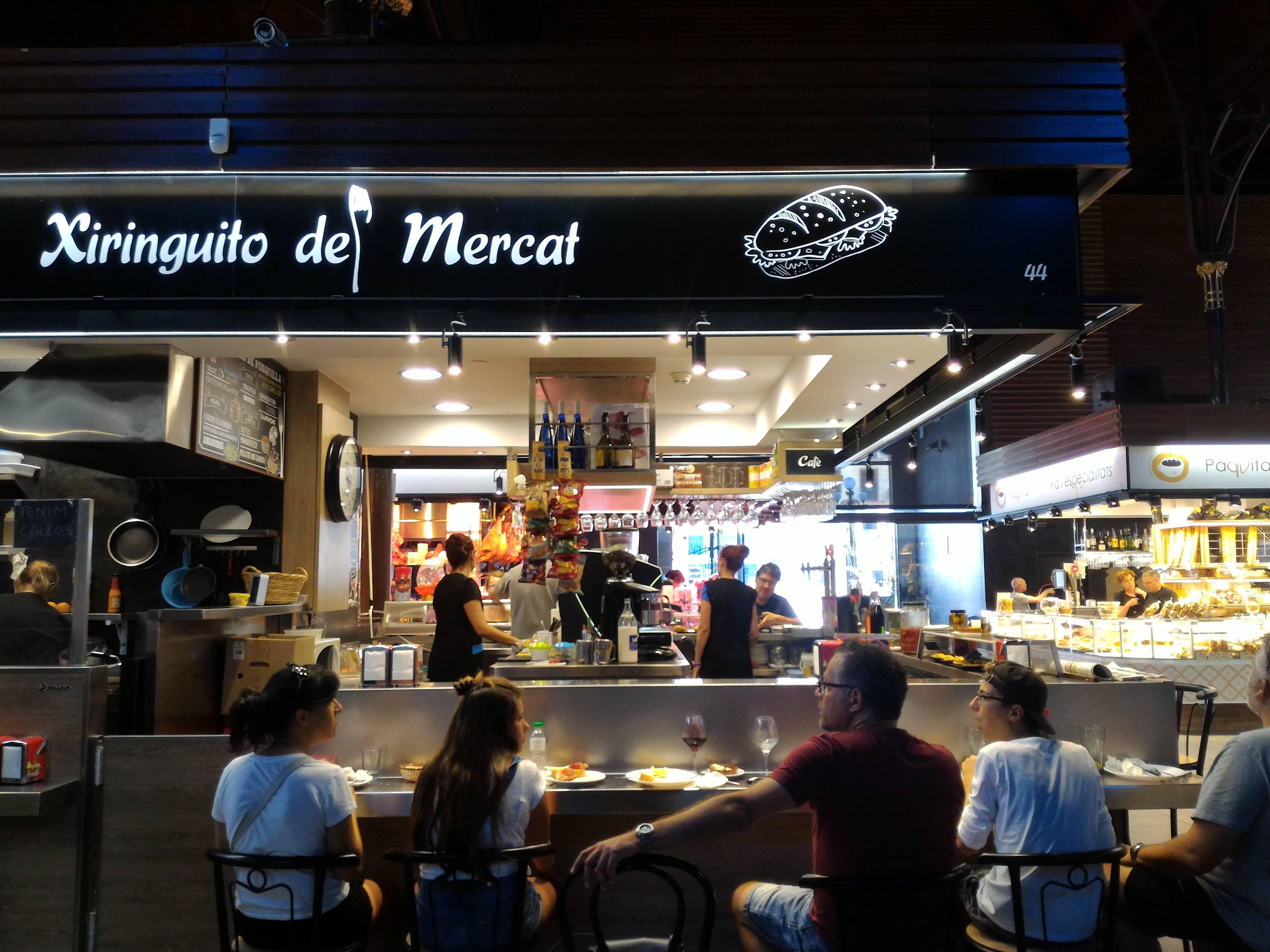 Photo 1: Xiringuito del Mercat