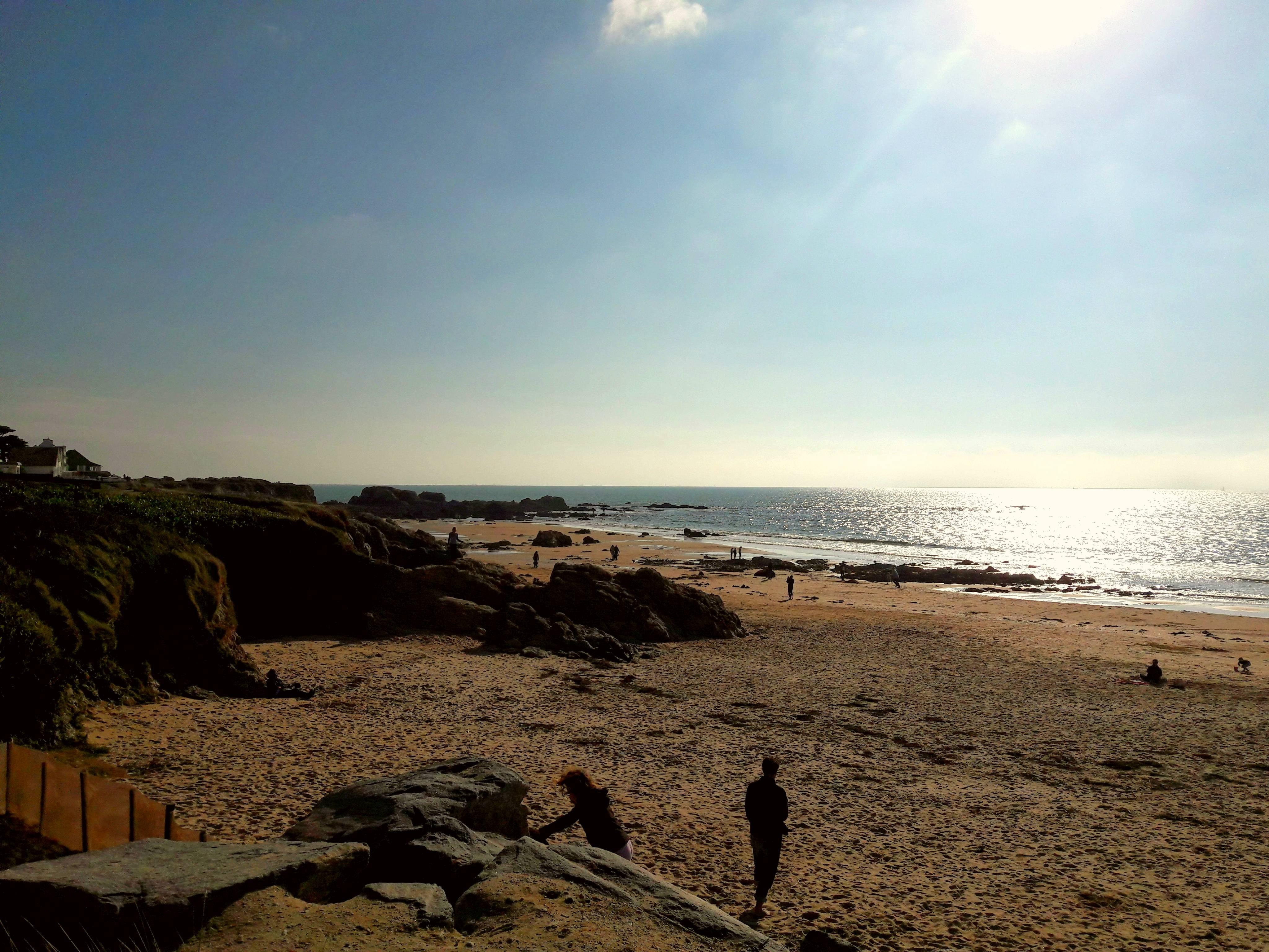 Photo 2: Plage de la Govelle - stop sur la côte sauvage