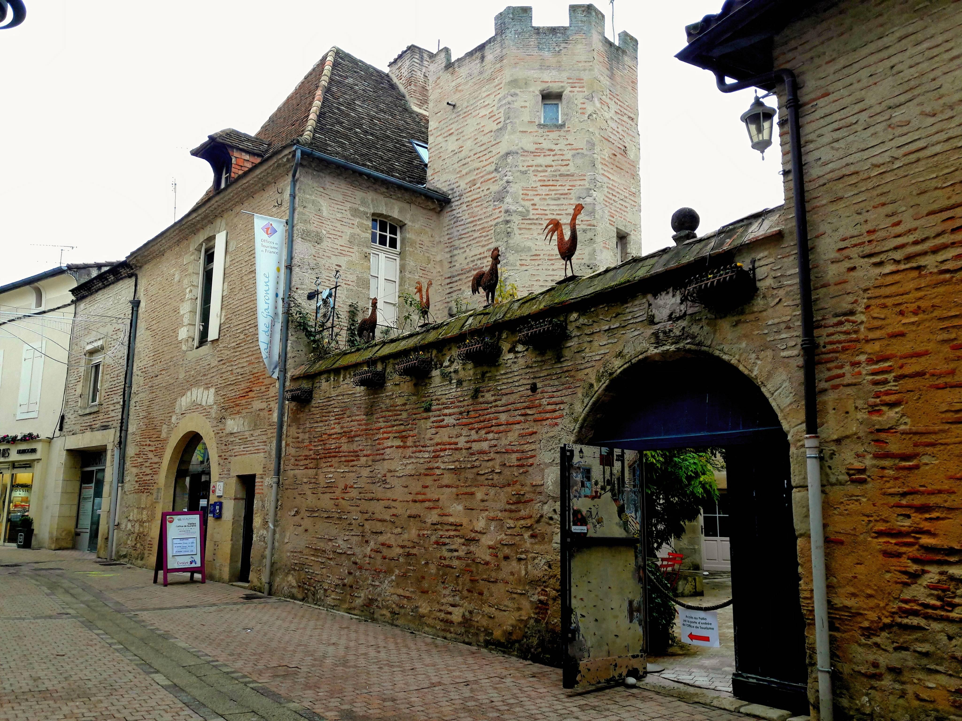 Photo 1: L'office de tourisme Val de Garonne, un office pas comme les autres