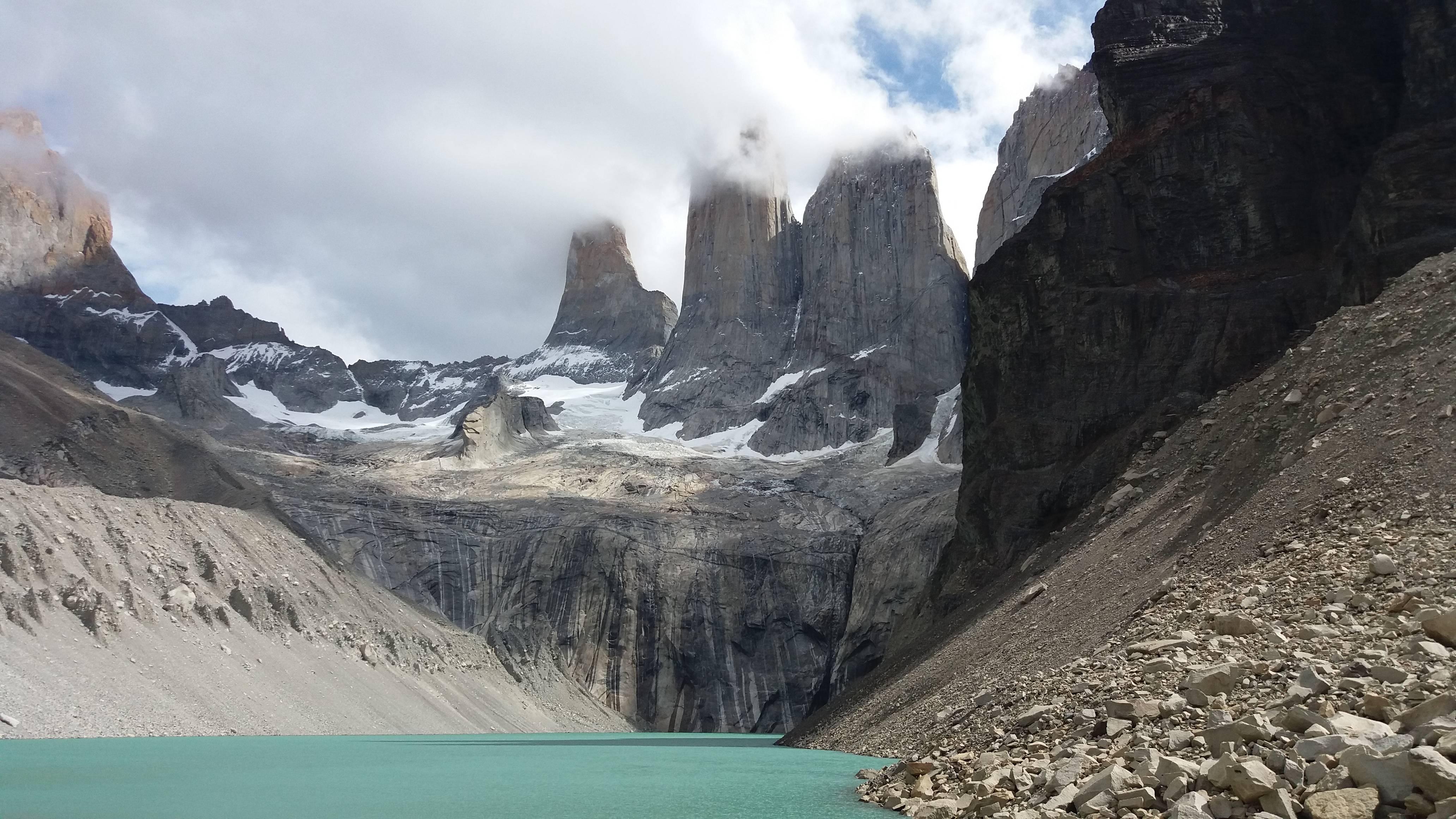 Photo 1: Torres del Paine, Las Torres. Un super Trek !