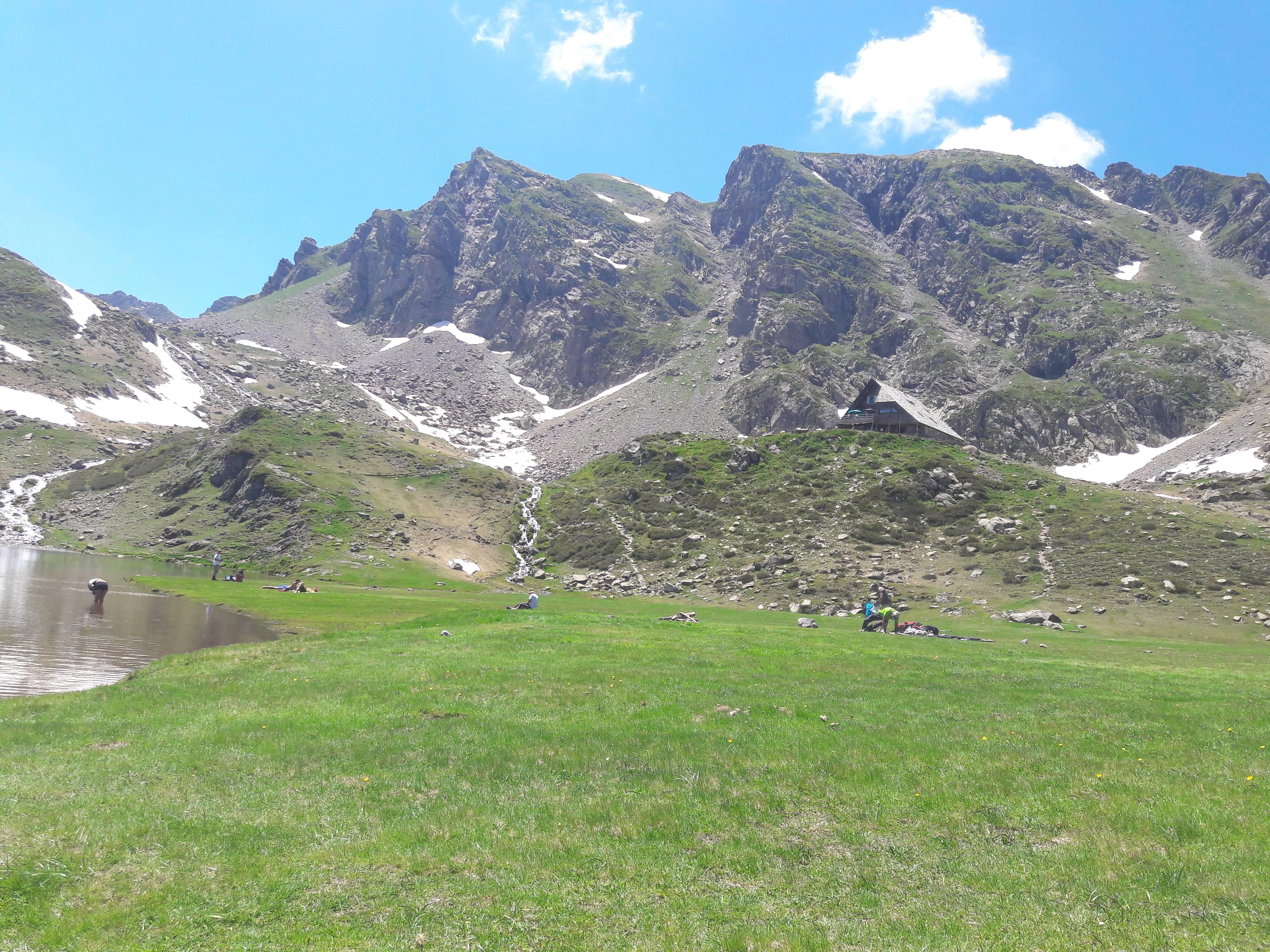 Photo 3: Tour des lacs d'Ayous, paysages incroyables !