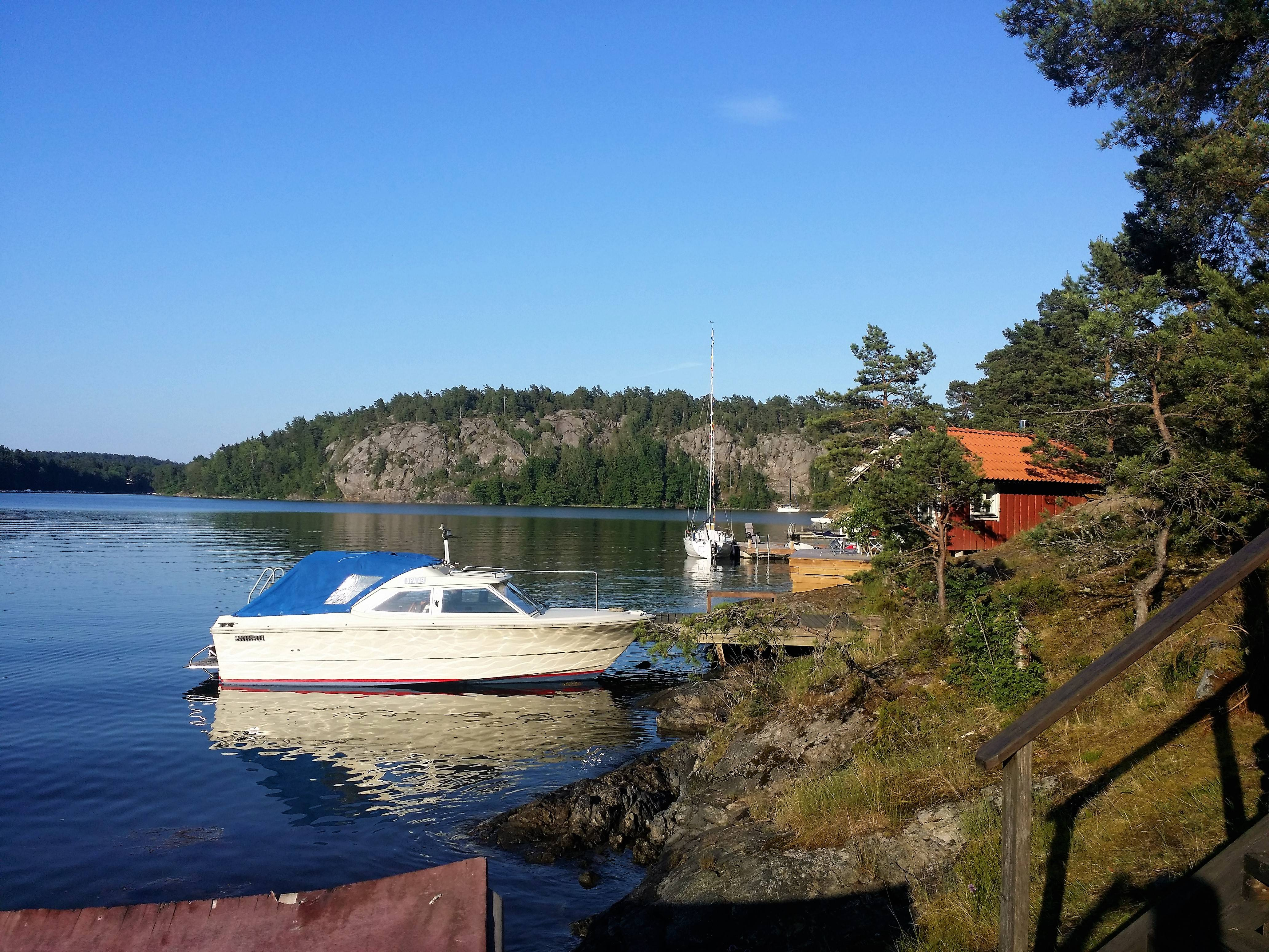 Photo 1: Archipel de Stockholm (Muskö)