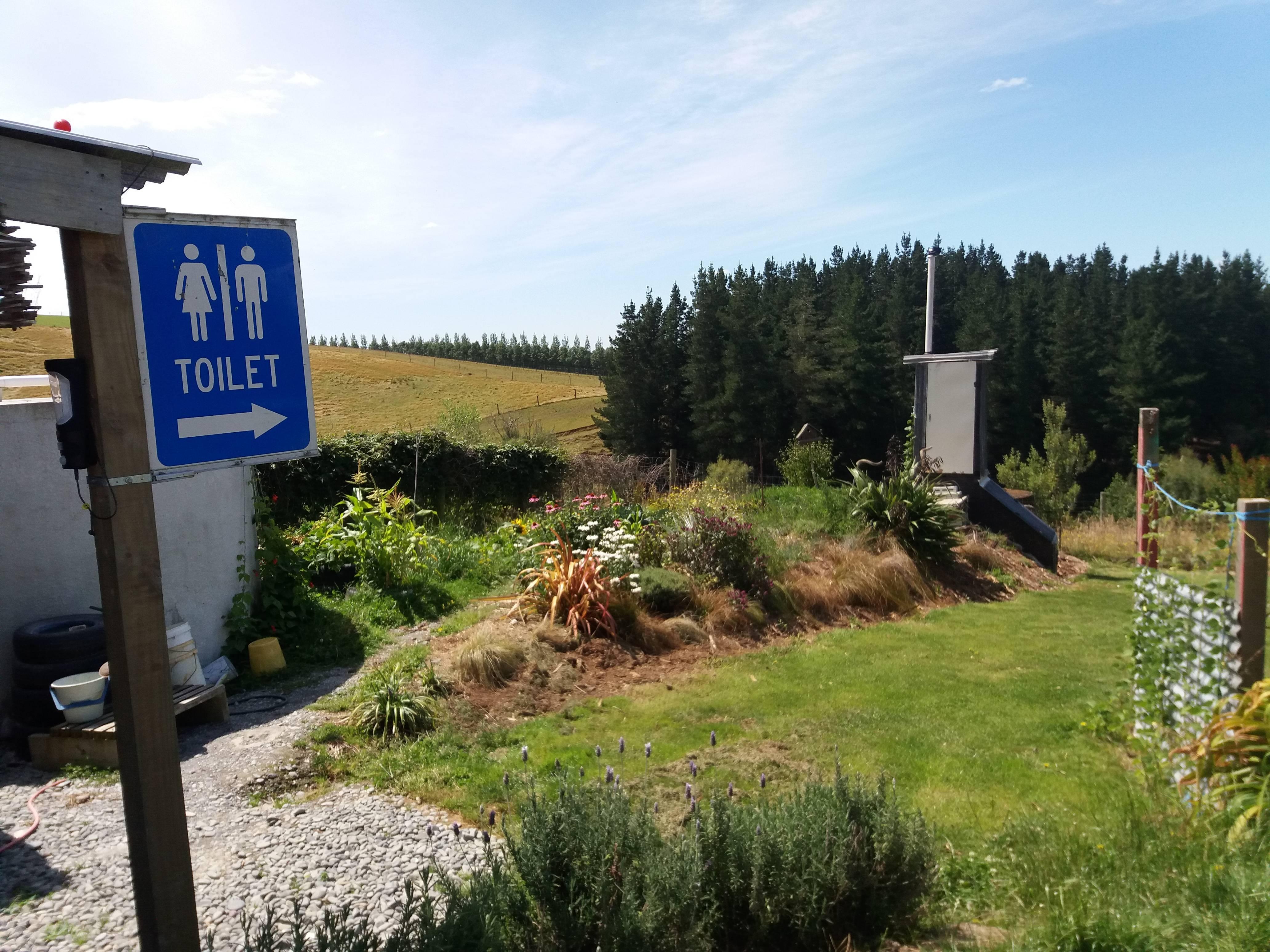 Photo 1: Petite ferme écolo à Géraldine