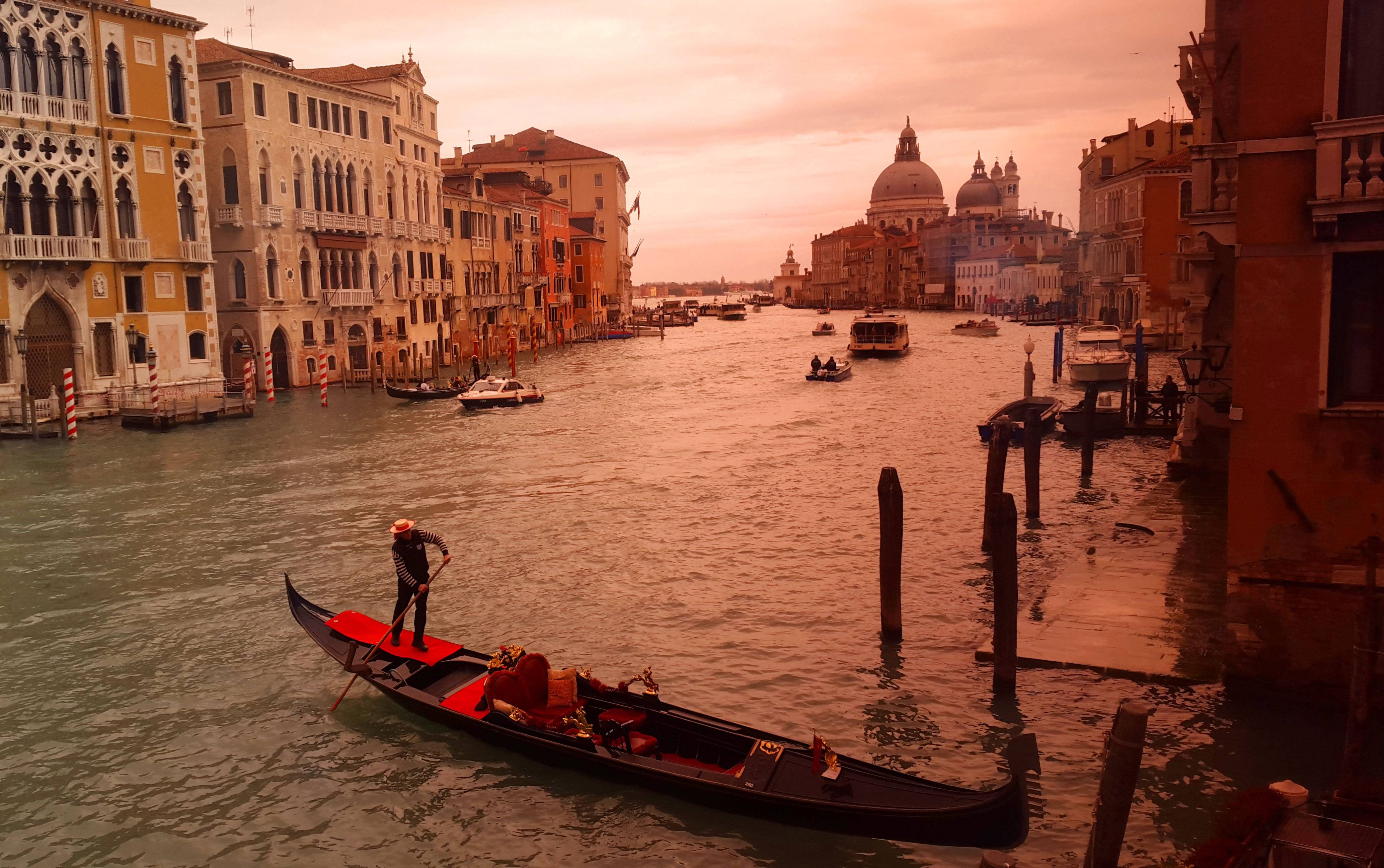 Photo 3: Venise et son grand canal