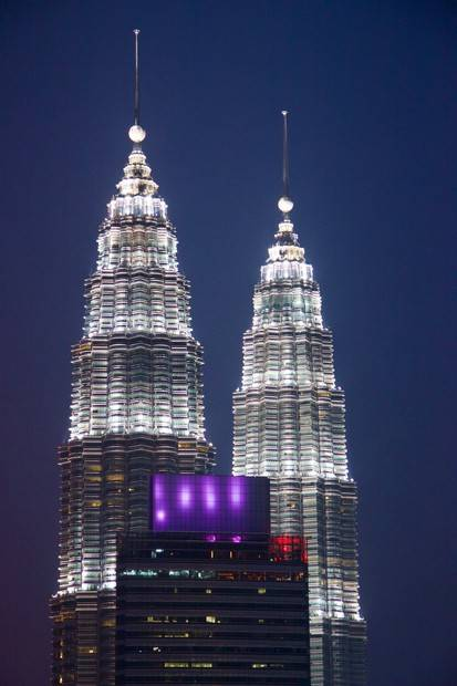 Photo 2: Kuala Lumpur à 360°