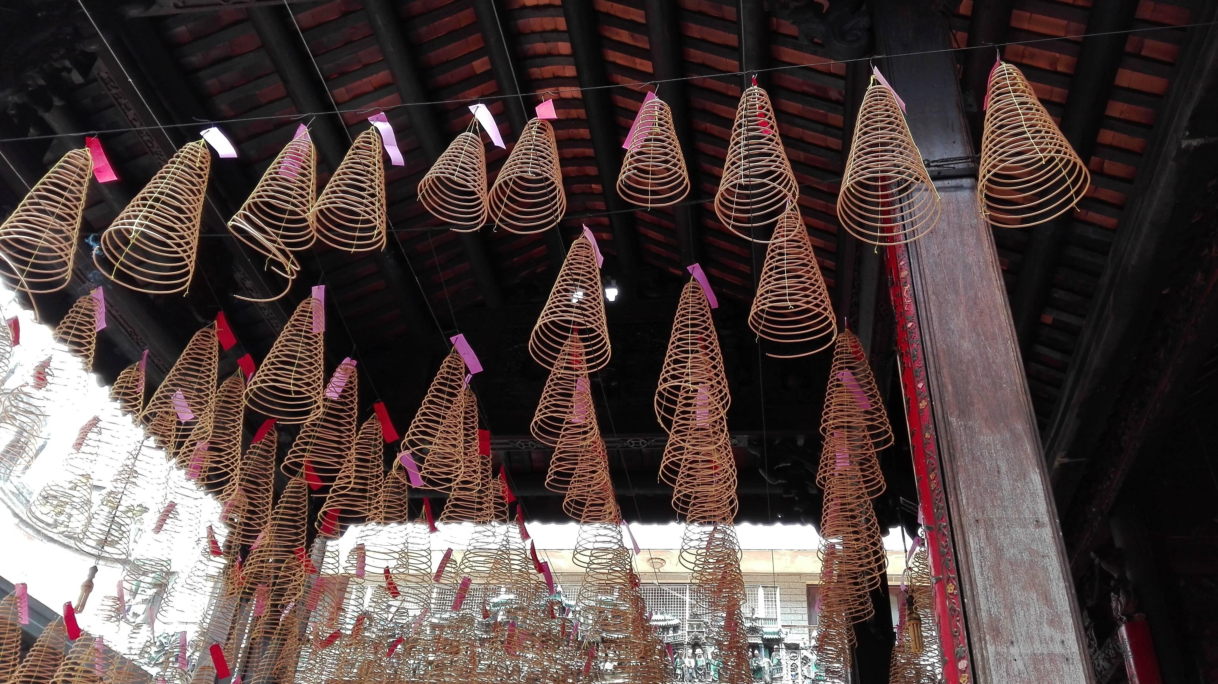 Photo 1: Pagode de Thien Hau à Ho-Chi-Minh Ville