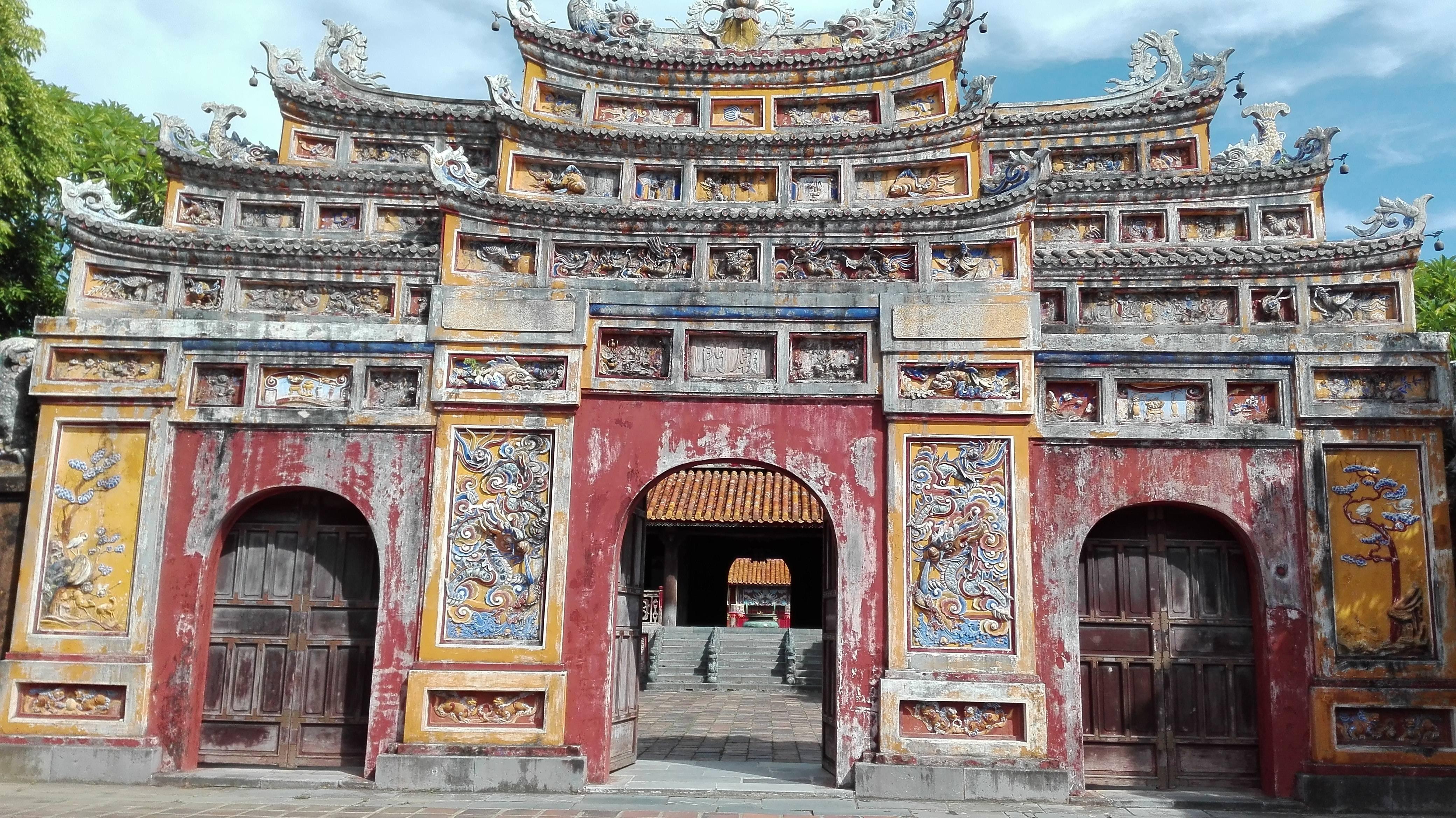 Photo 1: Hué et la Cité impériale (Vietnam) quelle merveille...