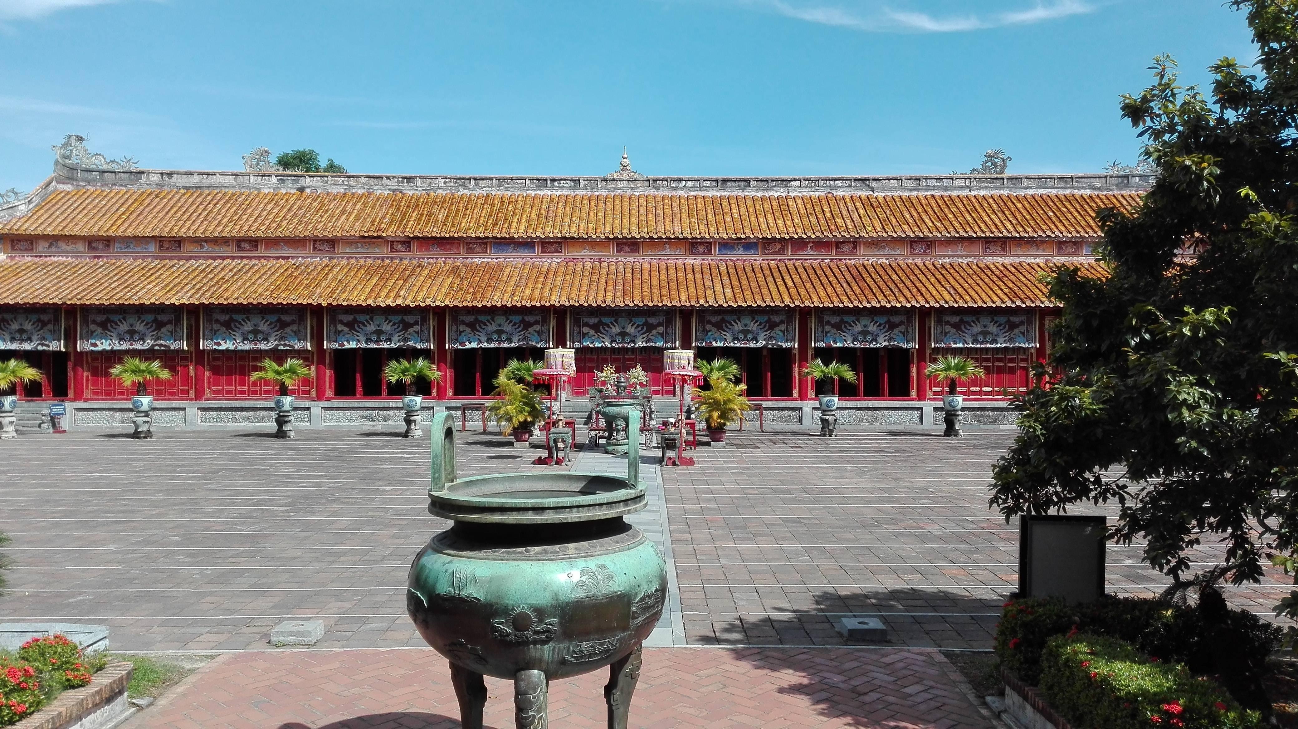 Photo 2: Hué et la Cité impériale (Vietnam) quelle merveille...