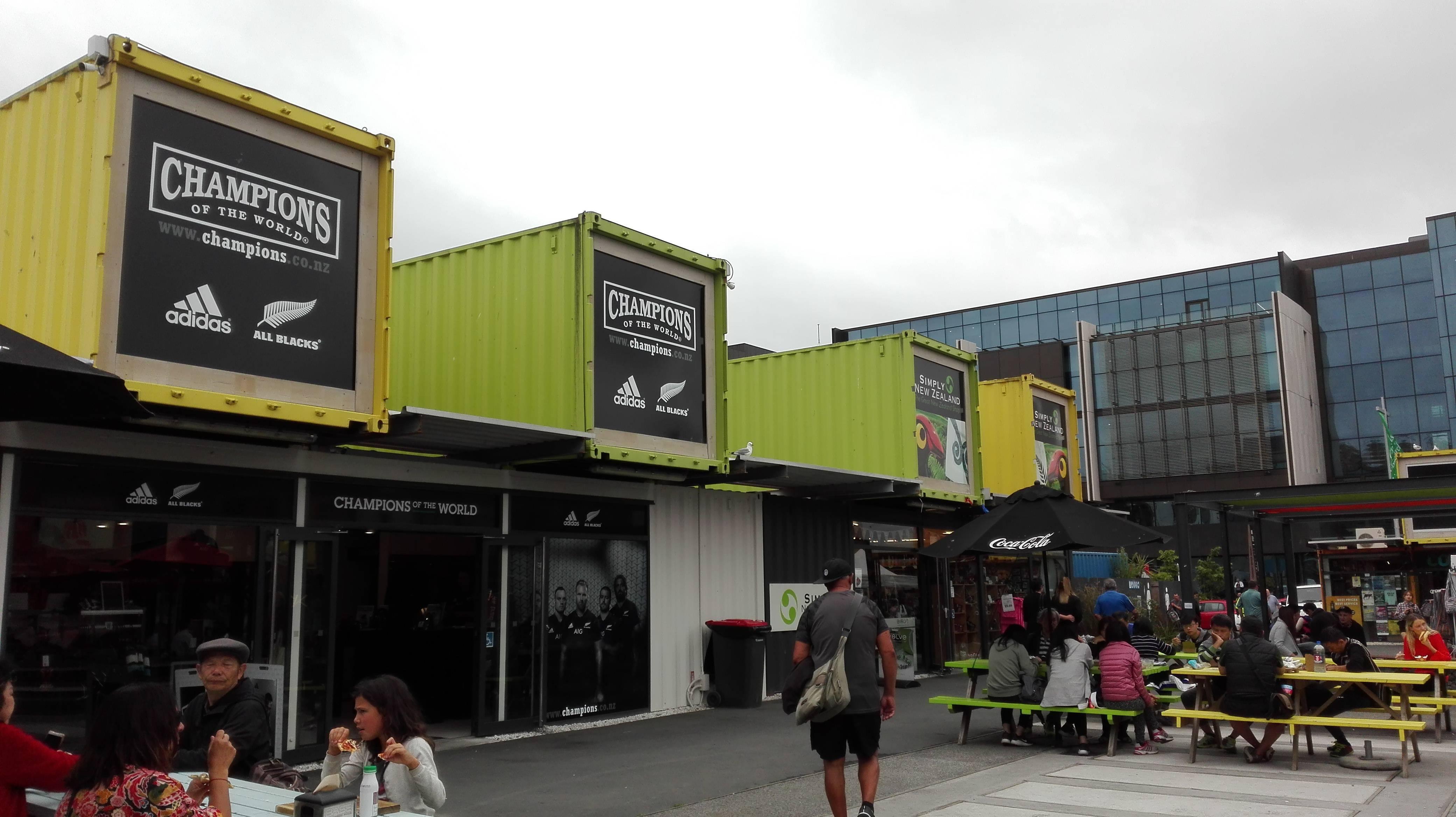 Photo 3: Christchurch, la ville-jardin de Nouvelle-Zélande