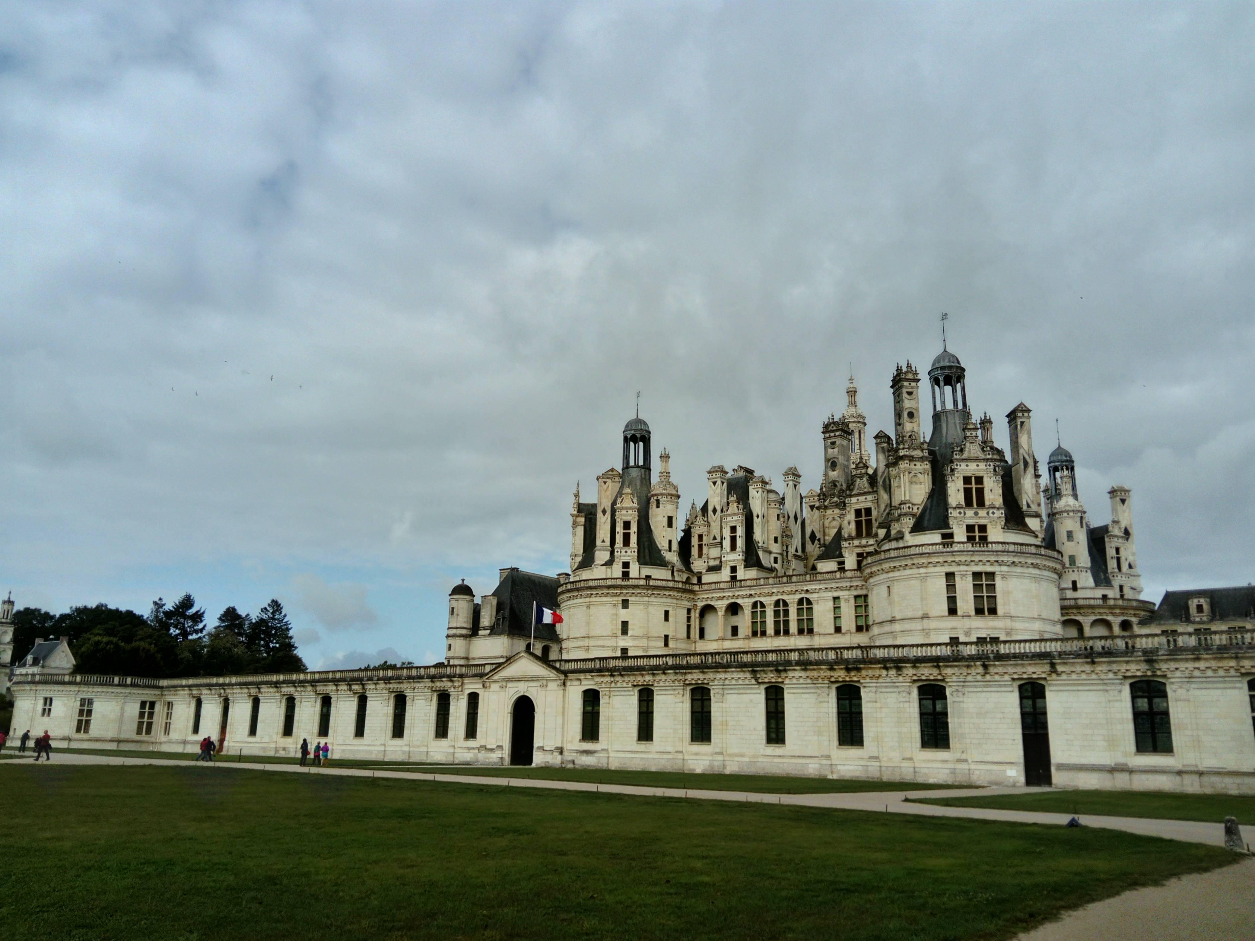 Photo 1: Visite du château de Chambord