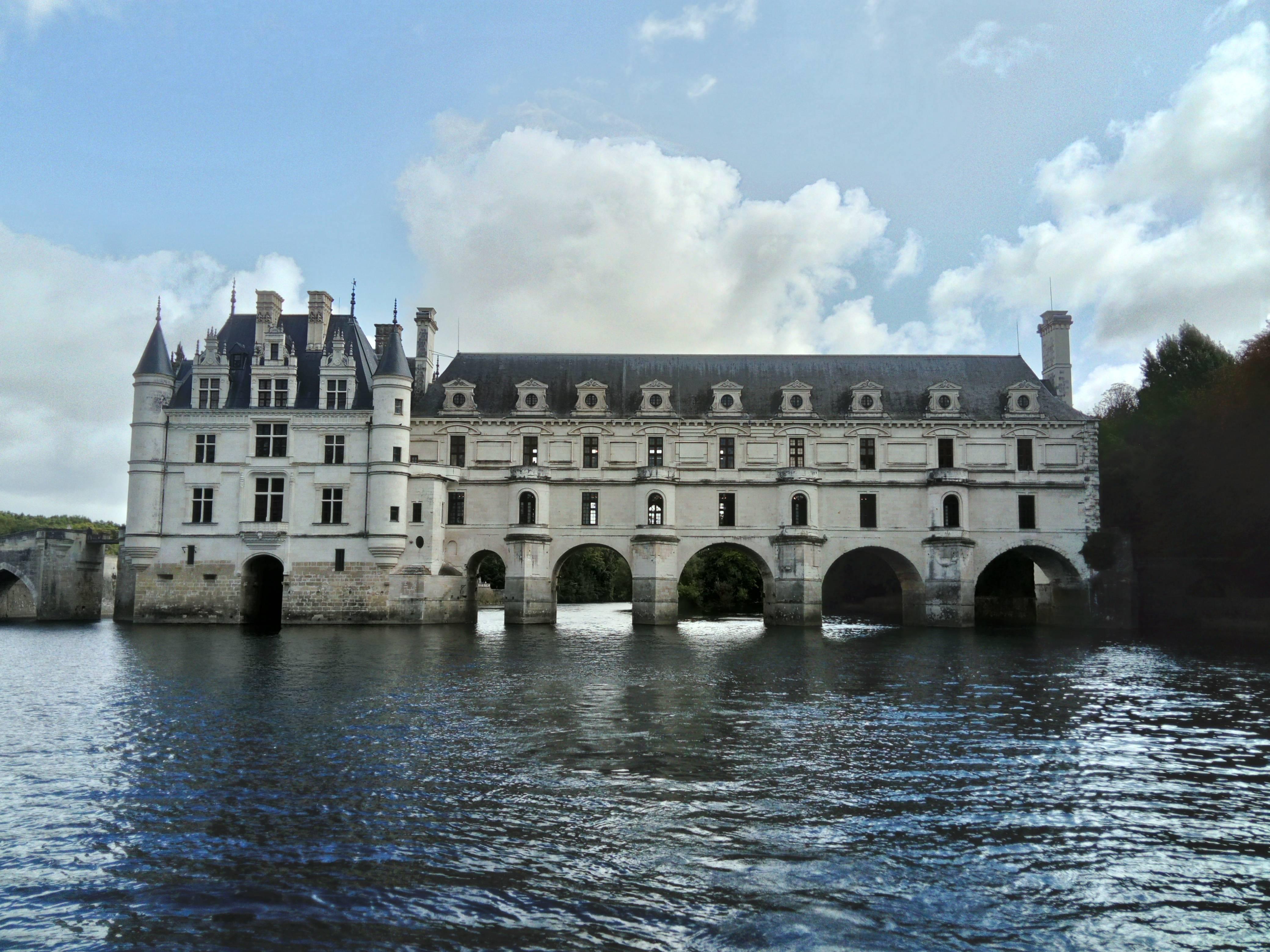 Photo 1: château de Chenonceau