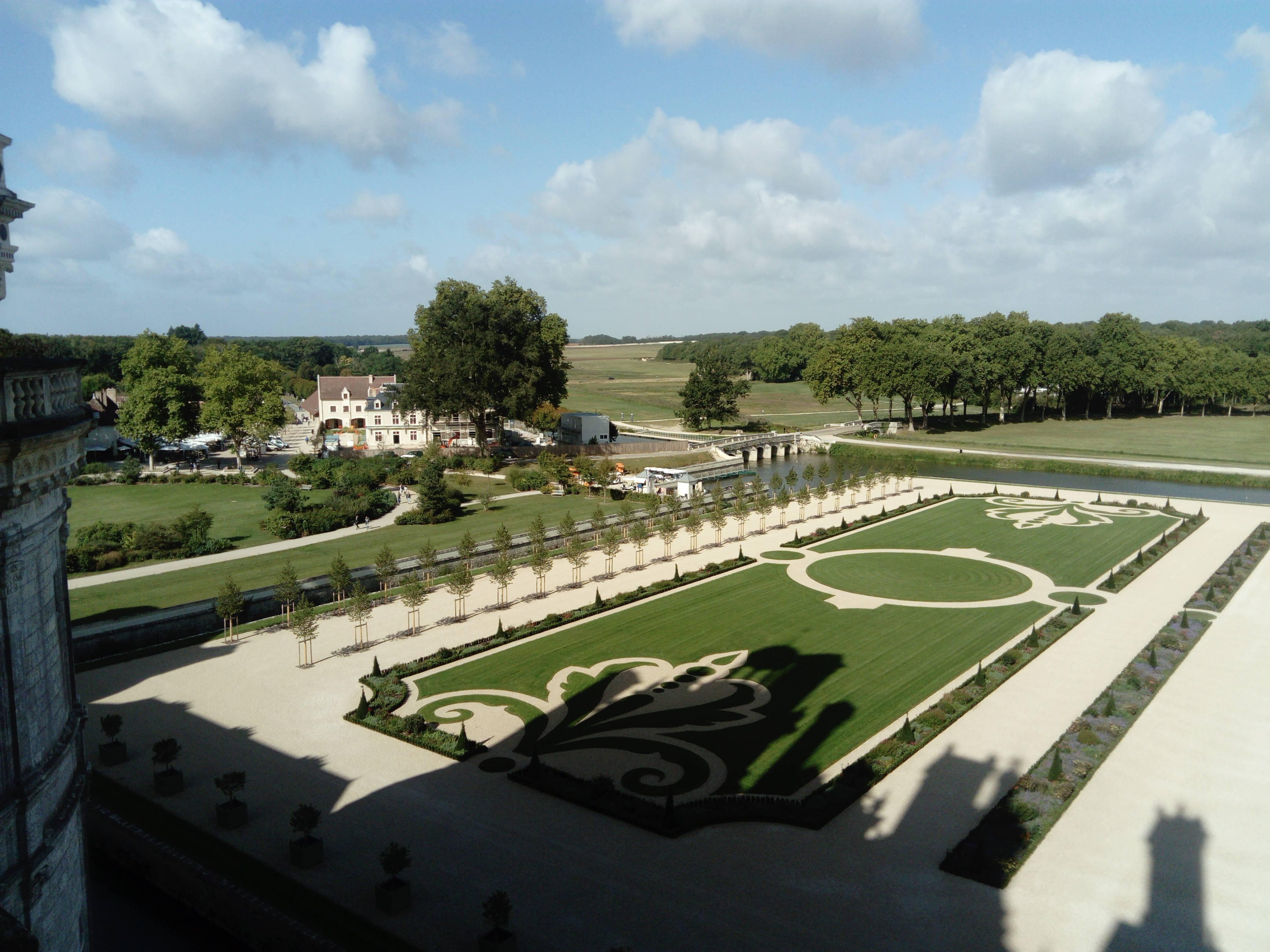 Photo 2: Visite du château de Chambord