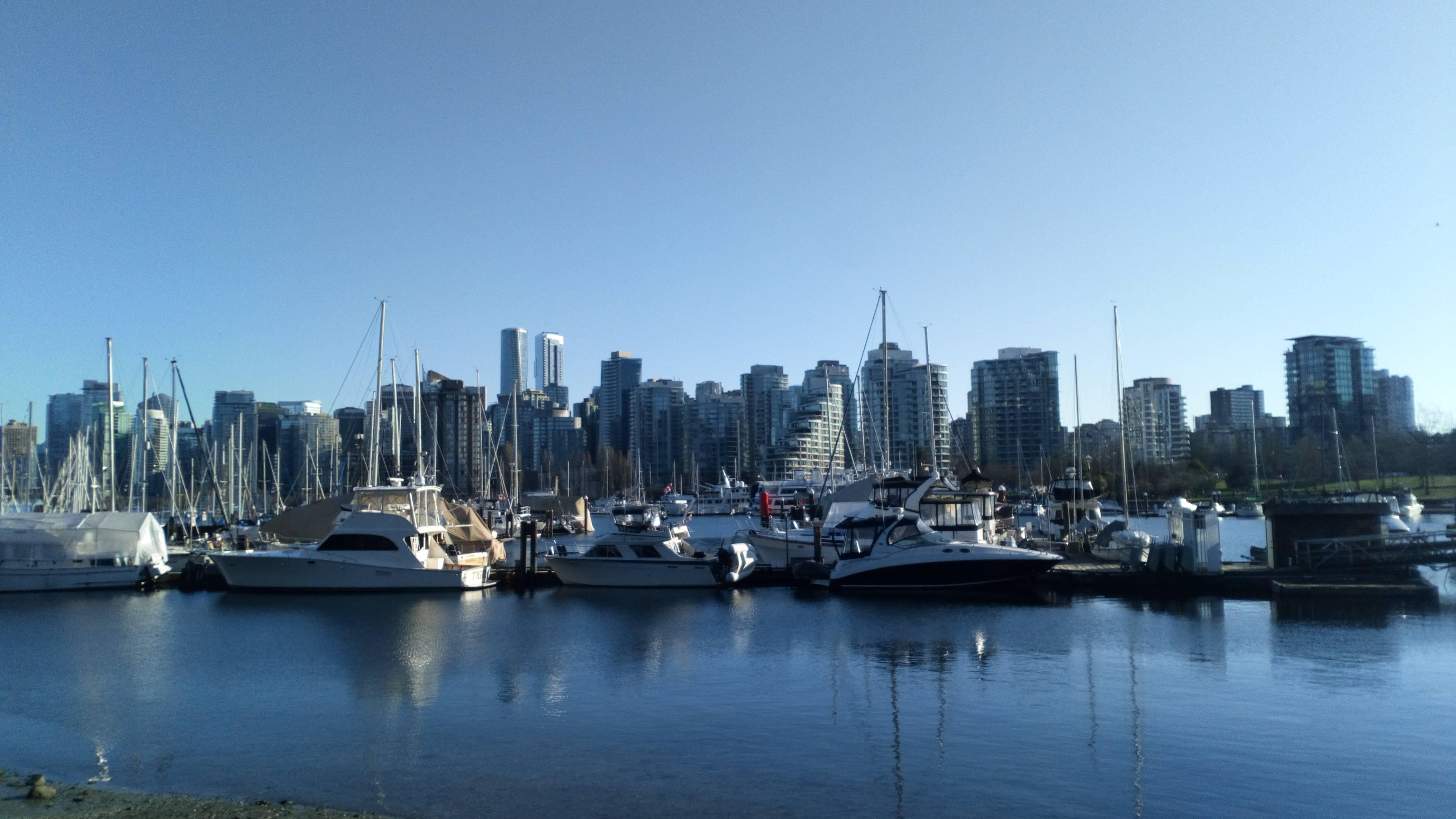 Photo 1: De Vancouver à Mont Seymour