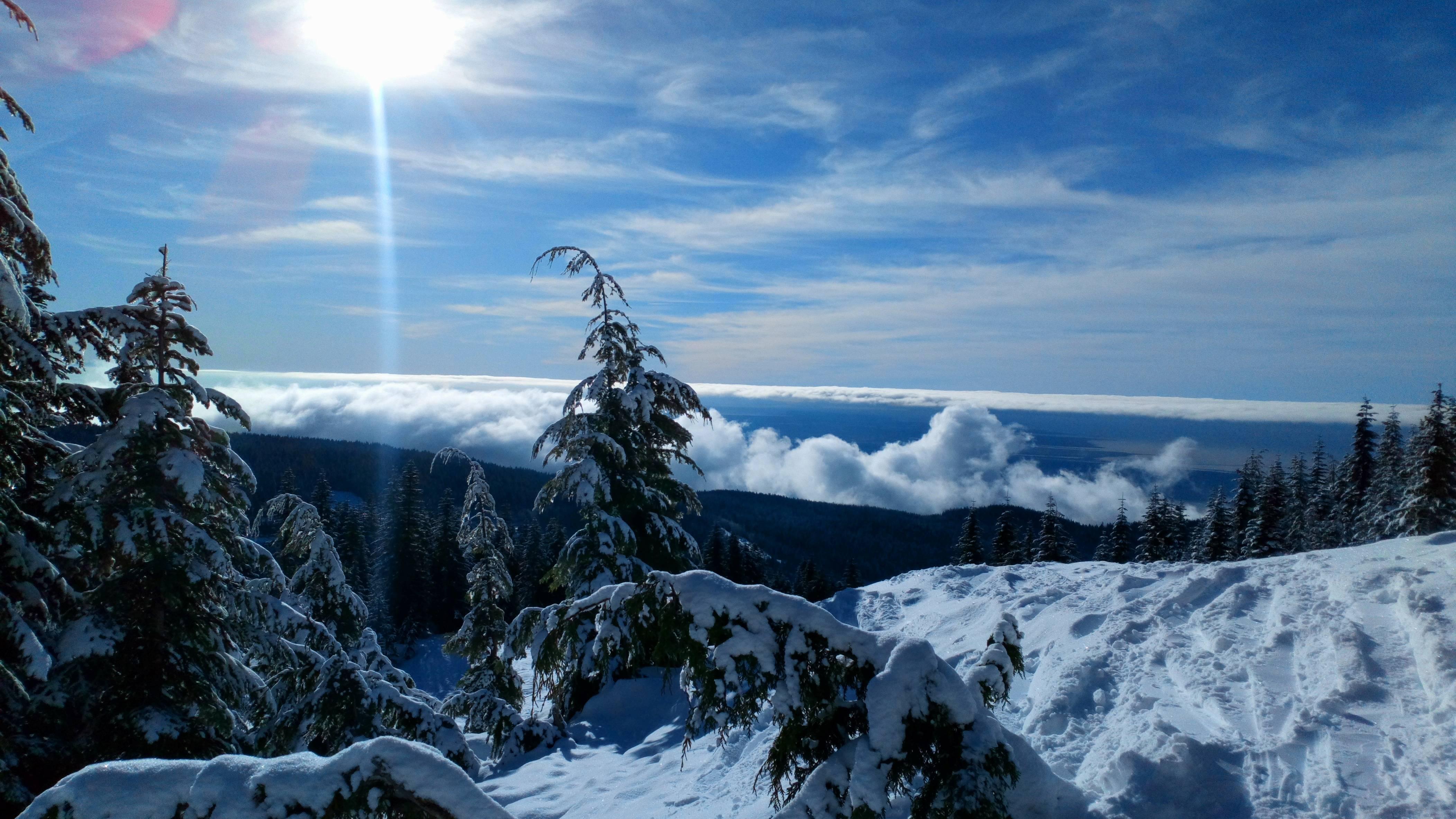Photo 3: De Vancouver à Mont Seymour