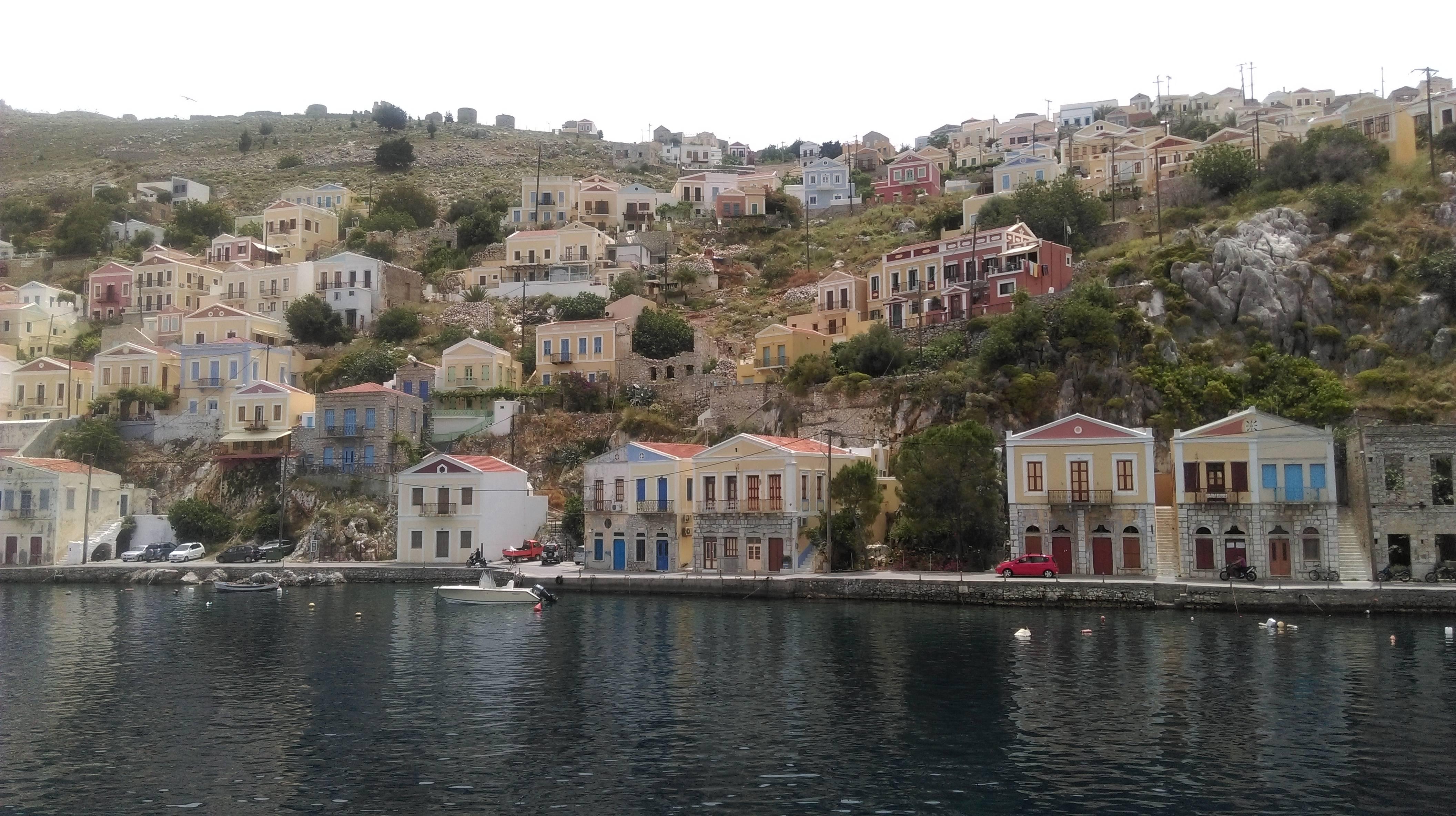 Photo 1: Un village de pecheurs perdu en mer