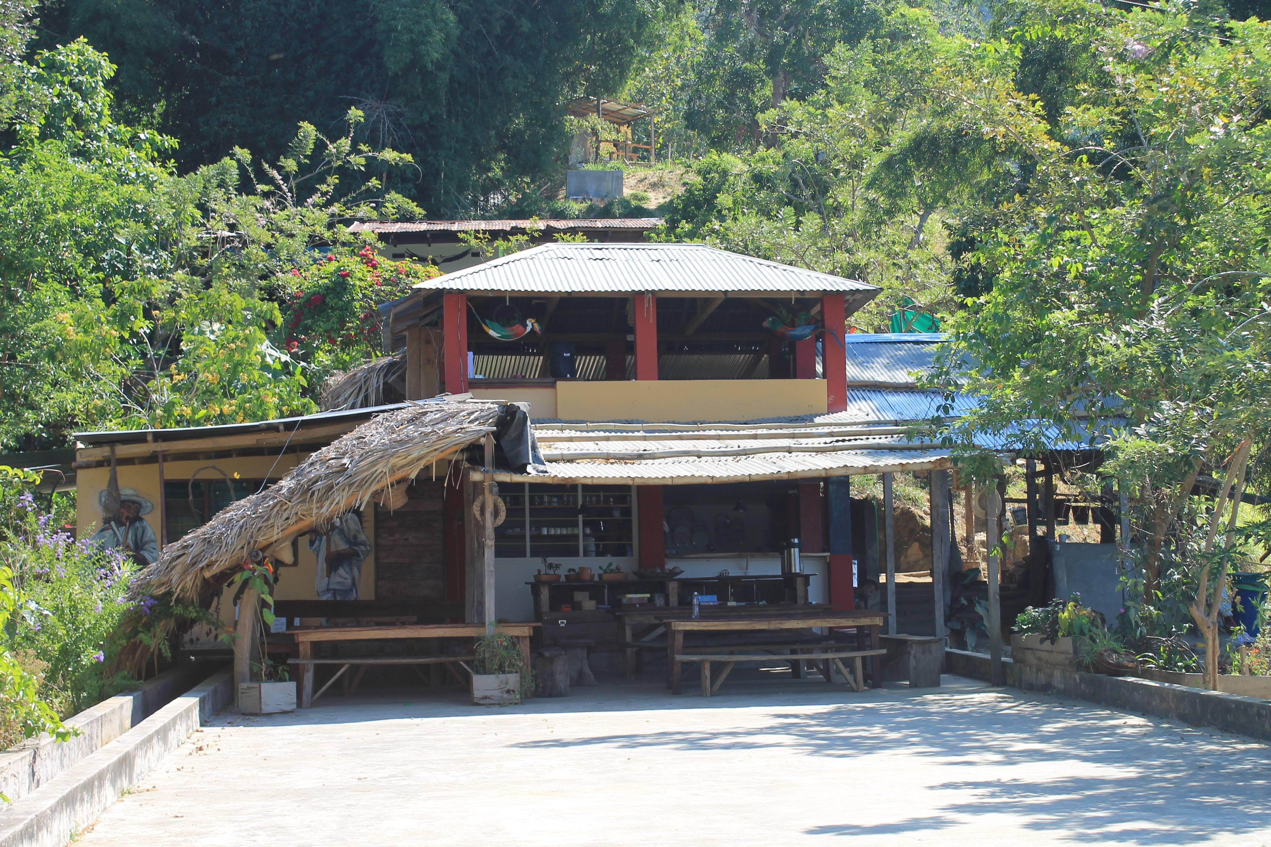 Photo 1: Un hostel atypique a Minca