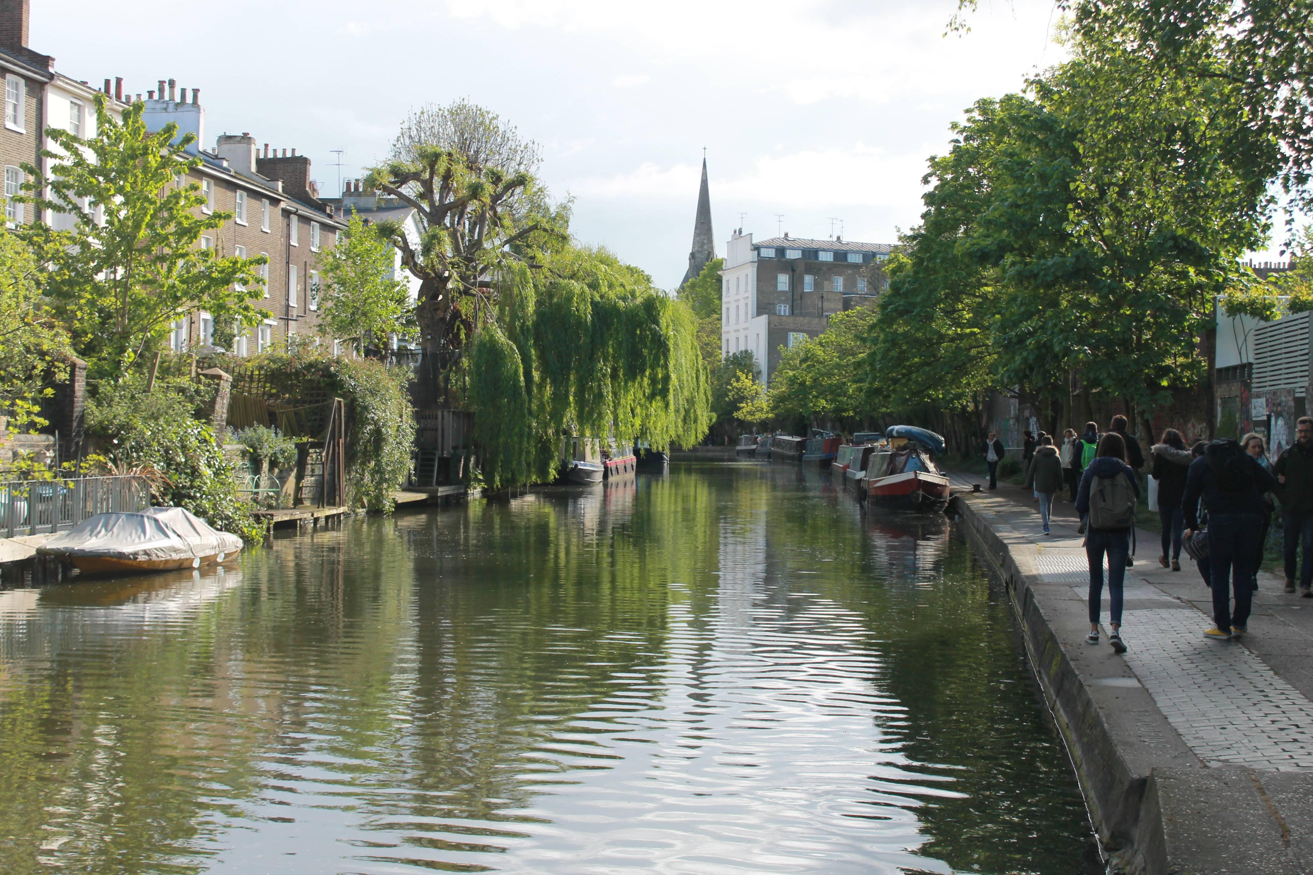 Photo 3: Little Venice: un petit goût d'Italie chez les Londoniens!