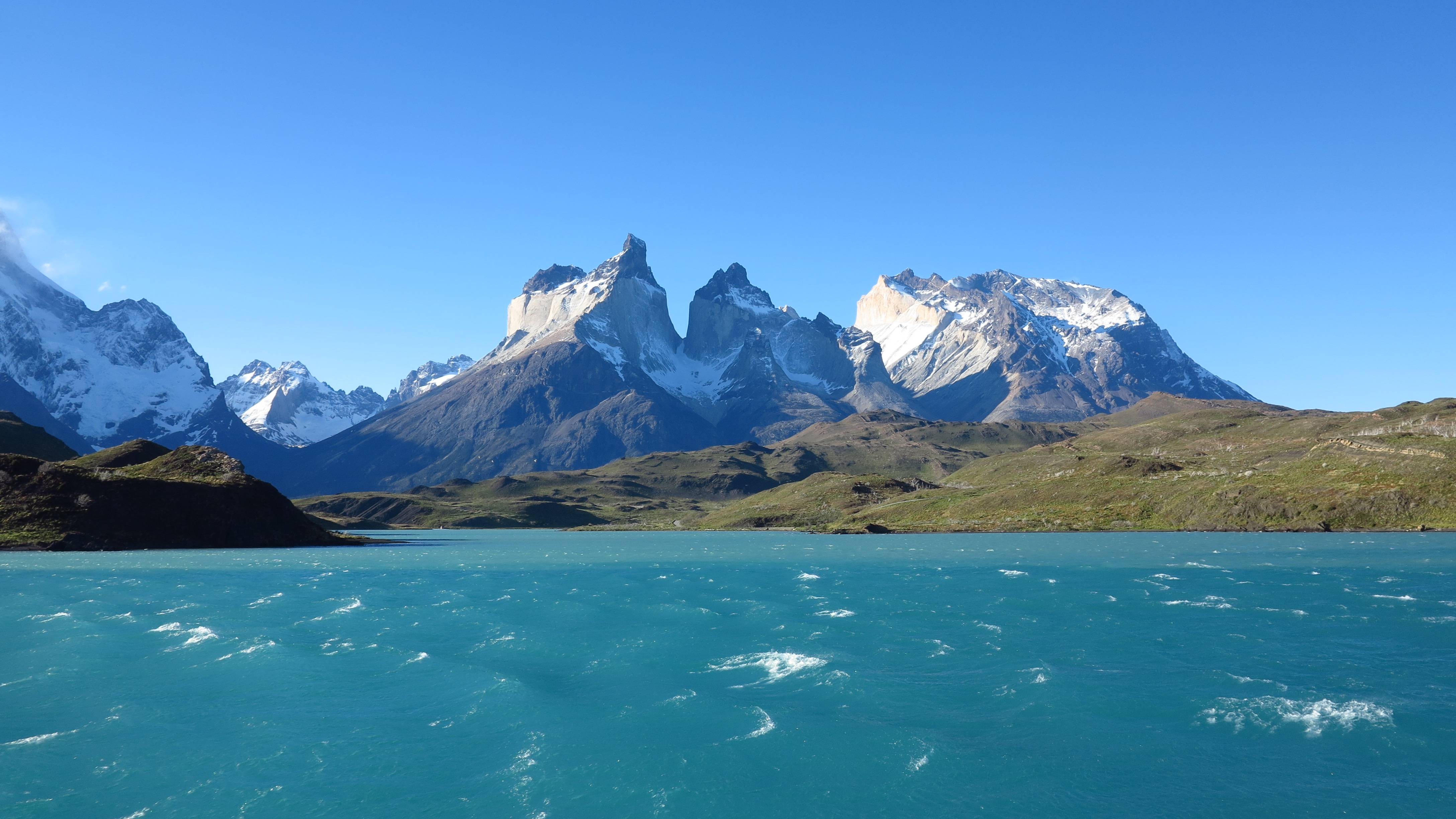Photo 1: Torres del Paine National Park - The greatest !