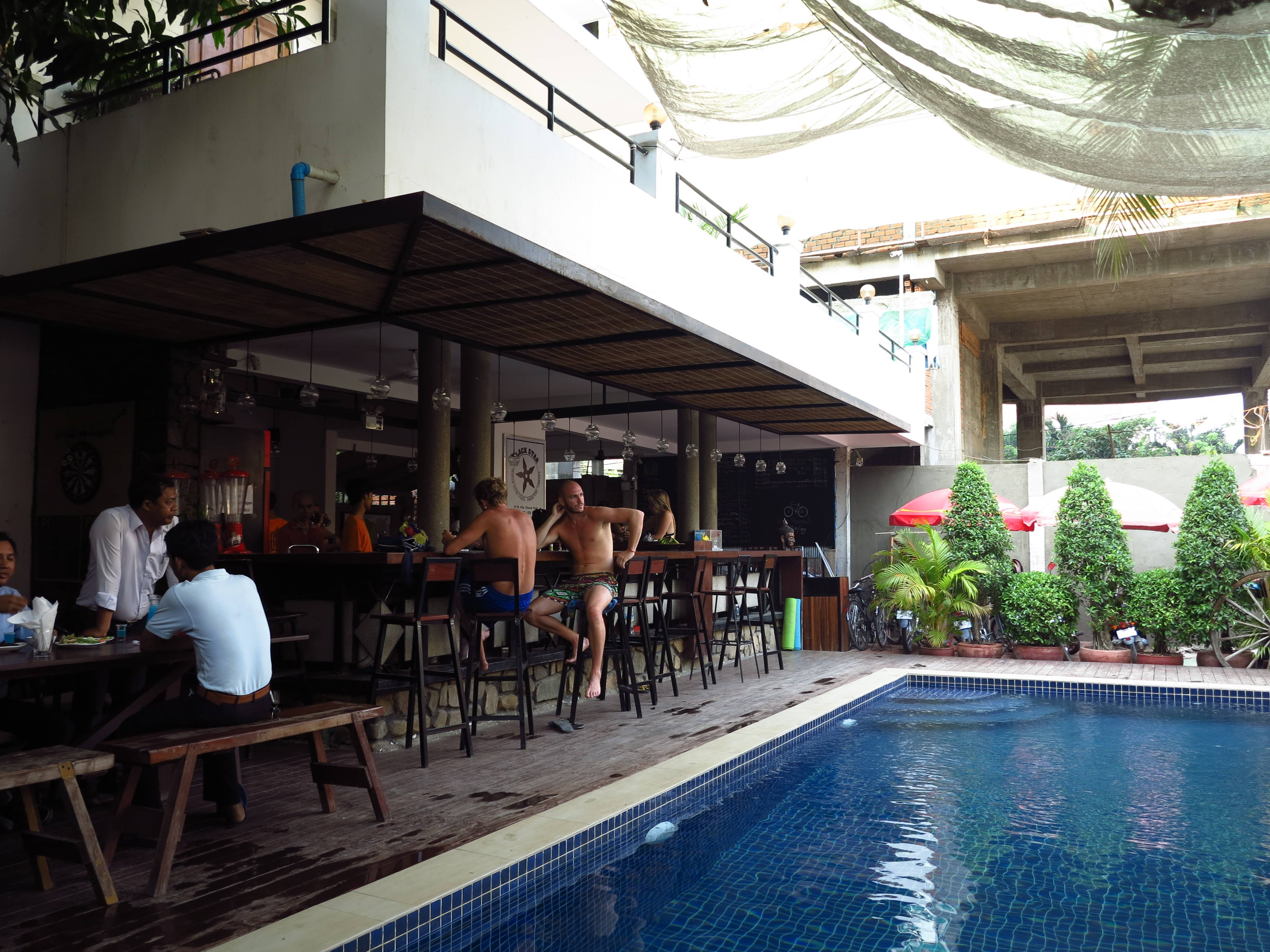 Photo 3: Auberge Base Villa, Phnom Penh, Cambodge