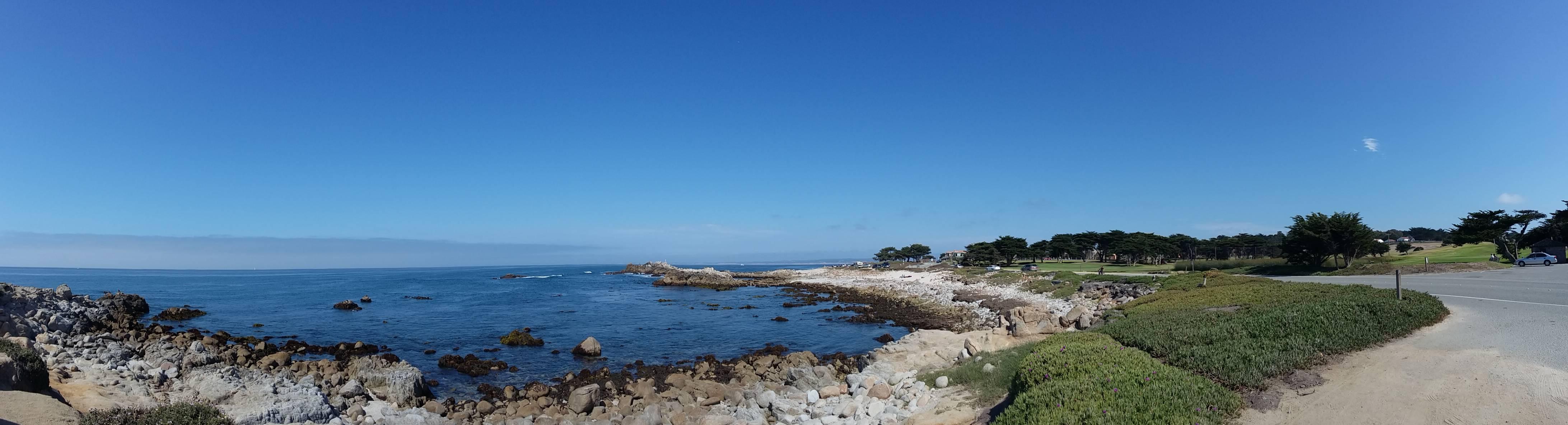 Photo 2: 17 mile drive - De Monterey vers Carmel